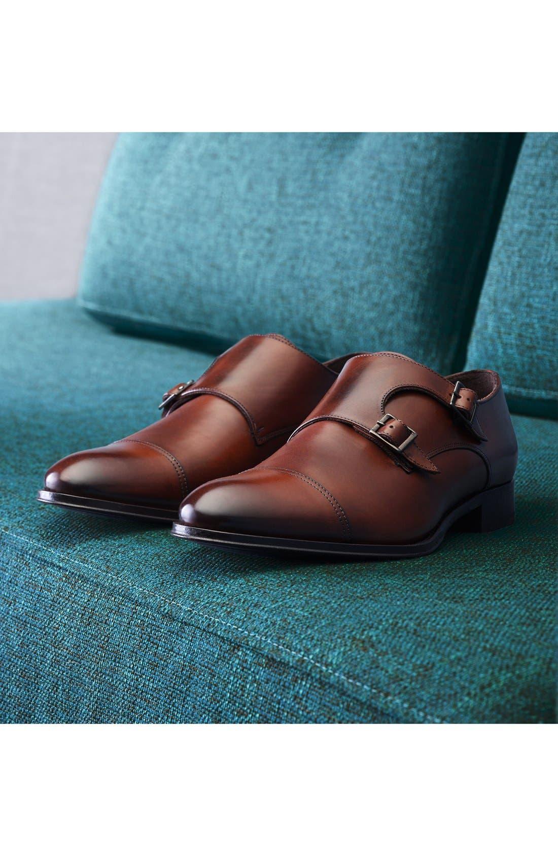 Alternate Image 9  - To Boot New York 'Medford' Double Monk Strap Shoe (Men)