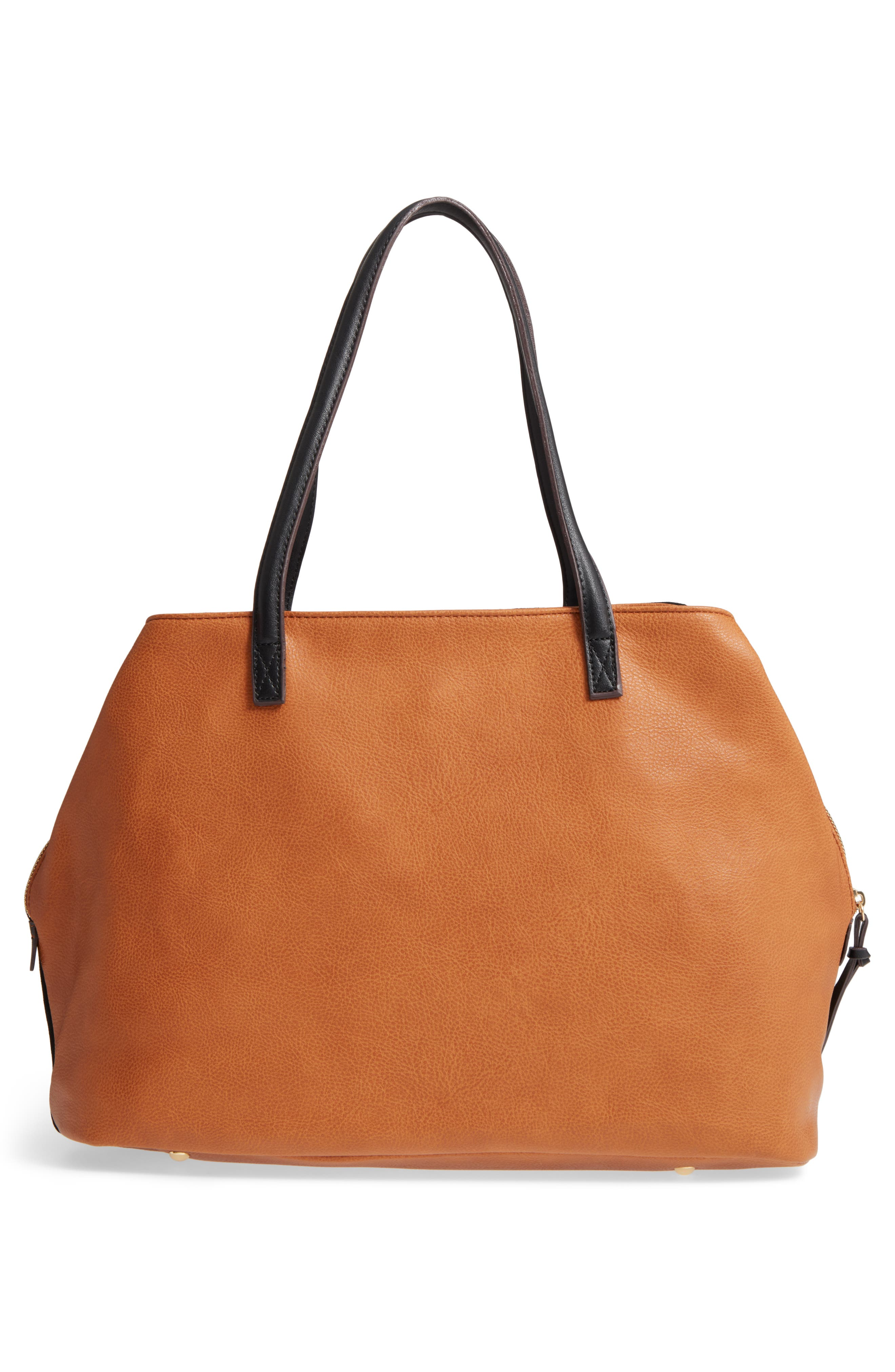 Alternate Image 2  - Sole Society Millar Faux Leather Tote