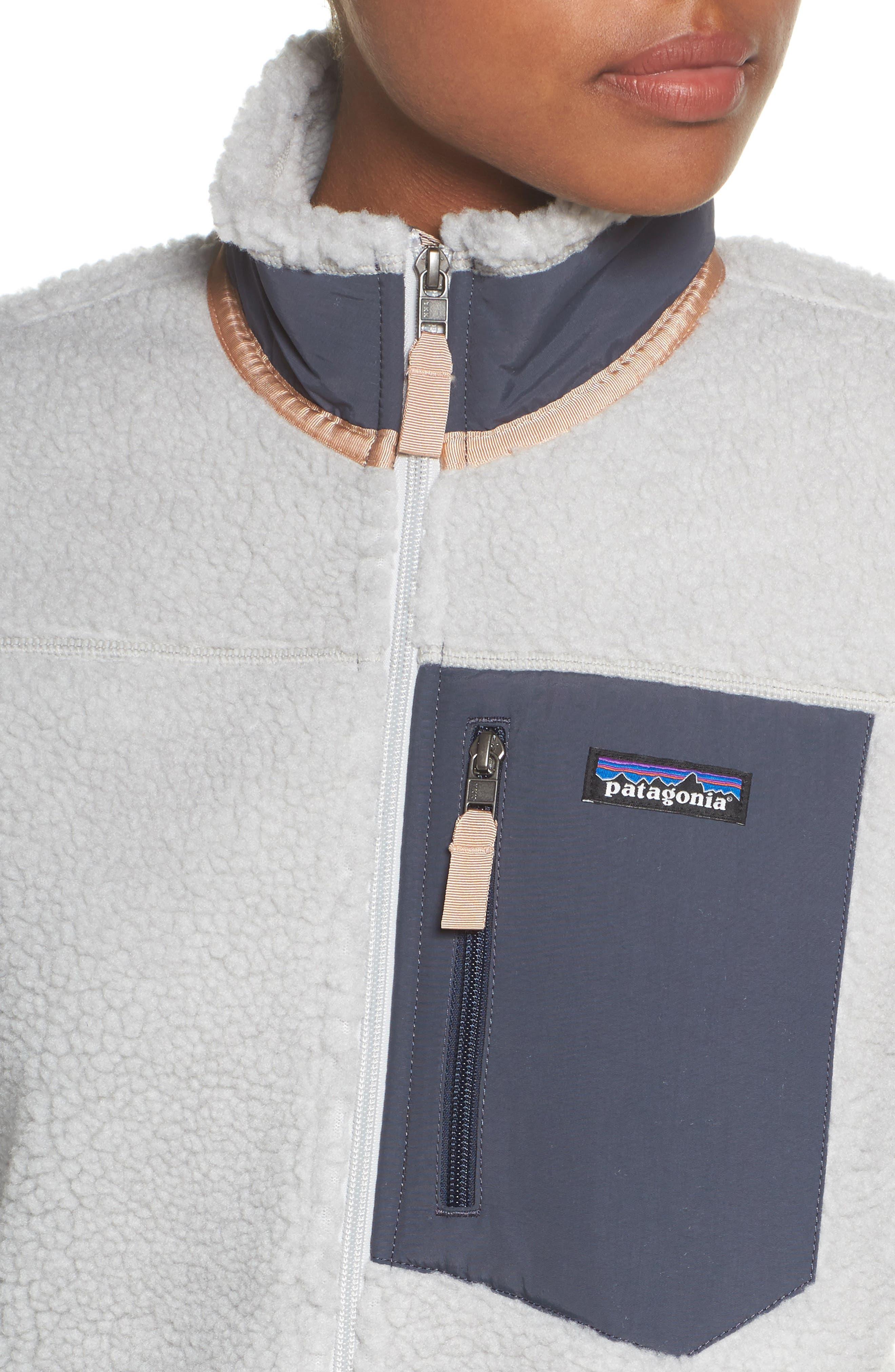 Alternate Image 4  - Patagonia Classic Retro-X® Fleece Jacket