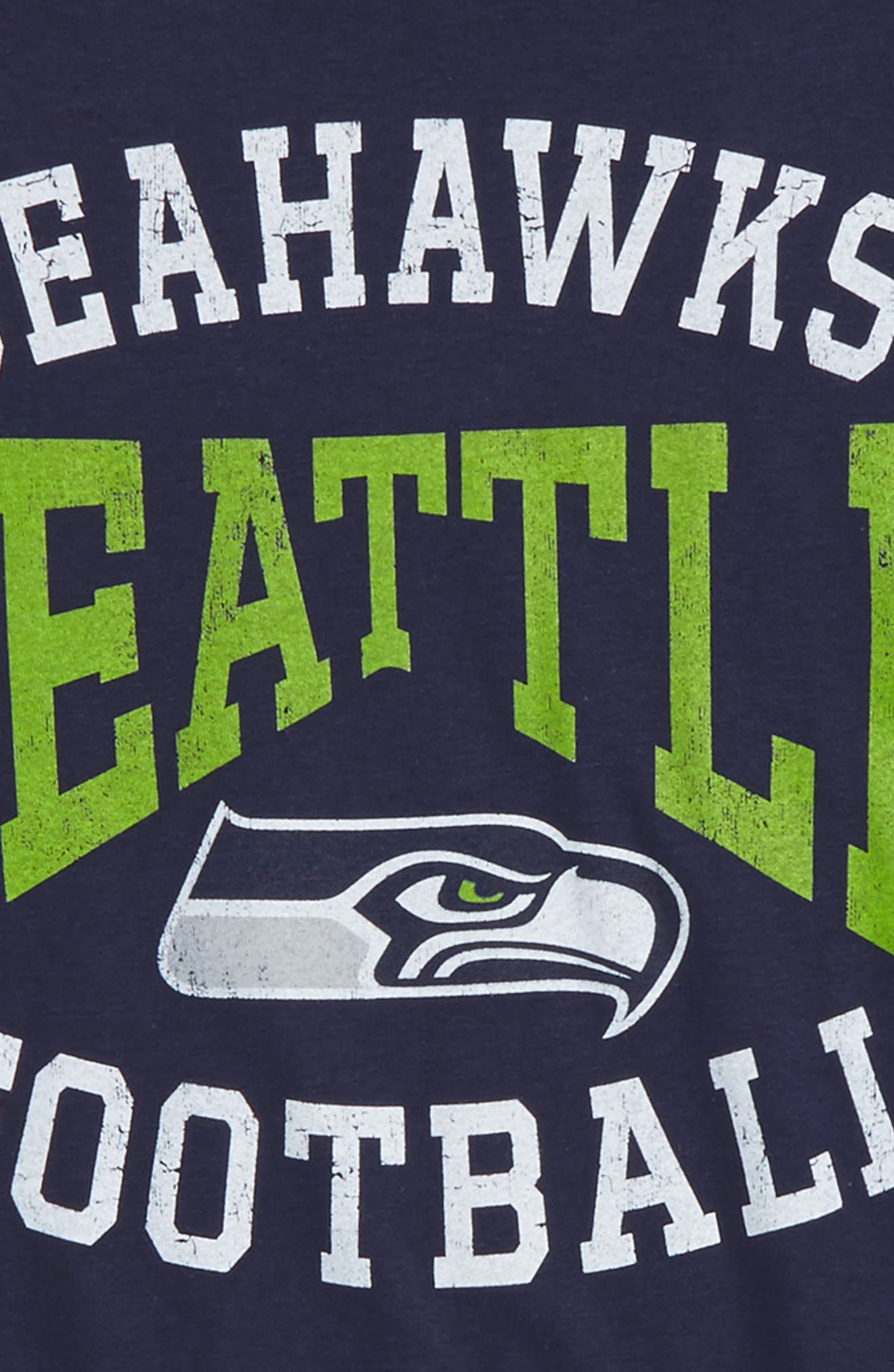Alternate Image 2  - Outerstuff NFL Seattle Seahawks Greatness Graphic T-Shirt (Big Boys)