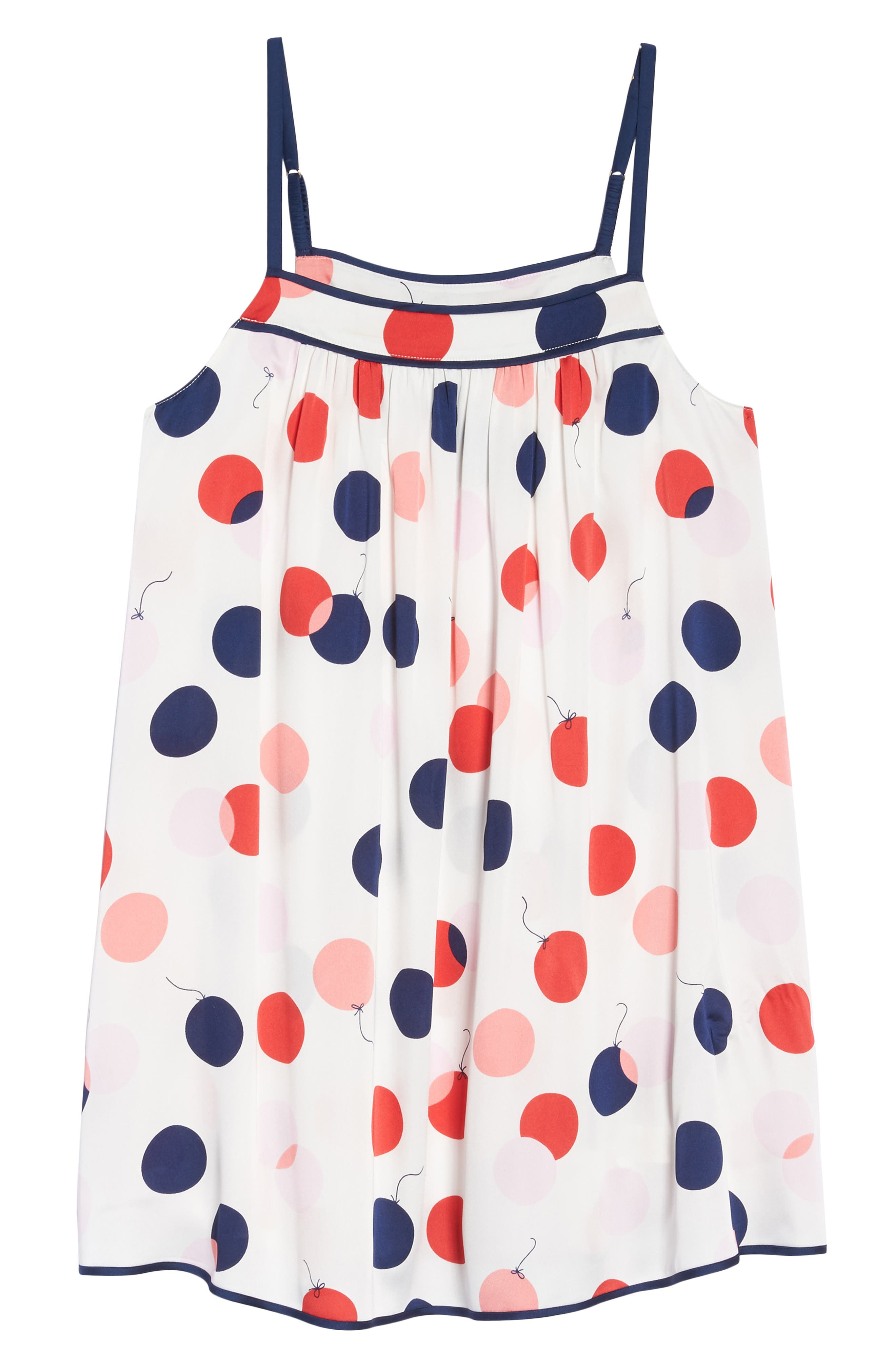 Alternate Image 6  - kate spade new york charmeuse chemise