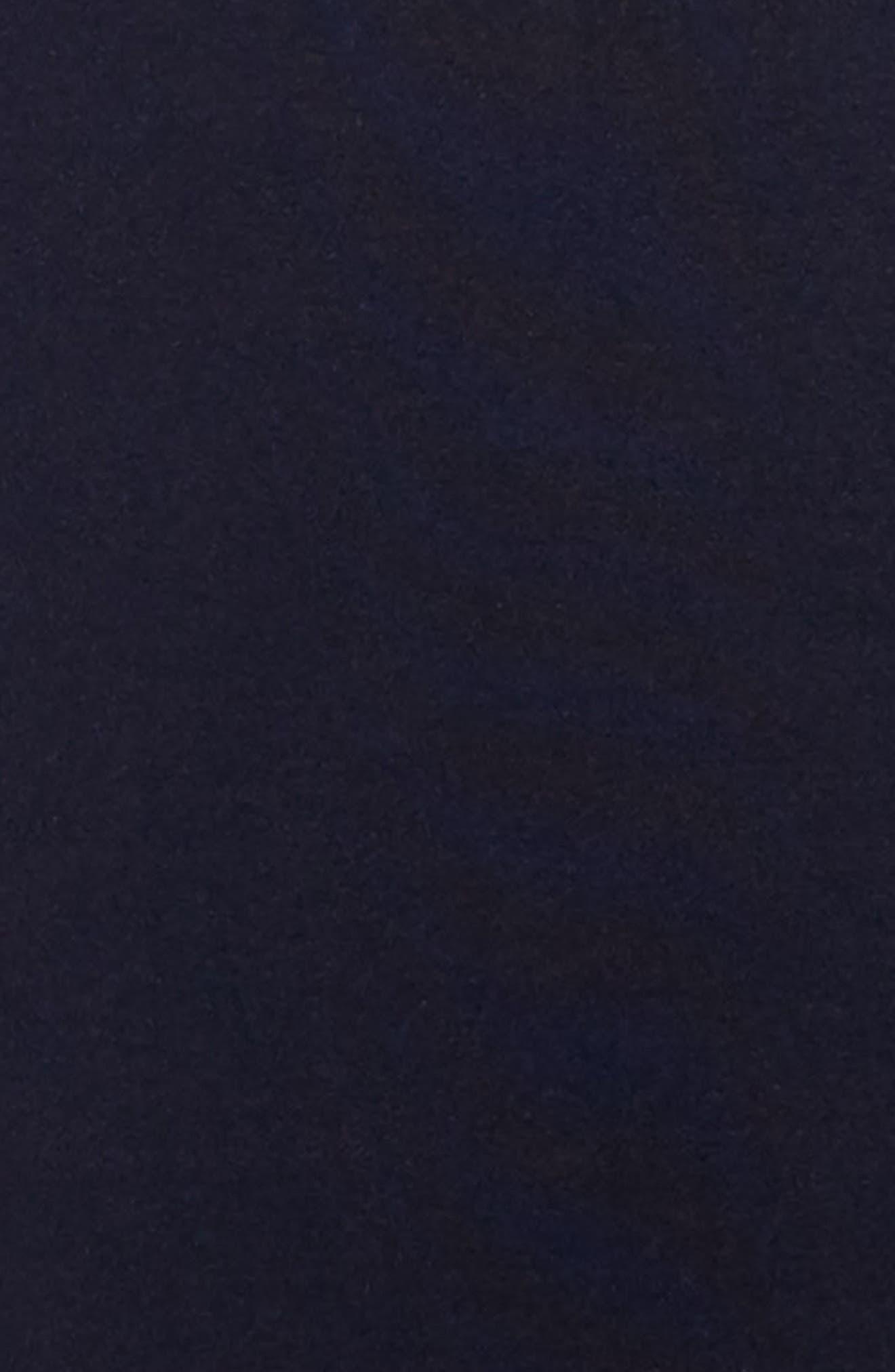 Monster Scuba Dress,                             Alternate thumbnail 3, color,                             Navy
