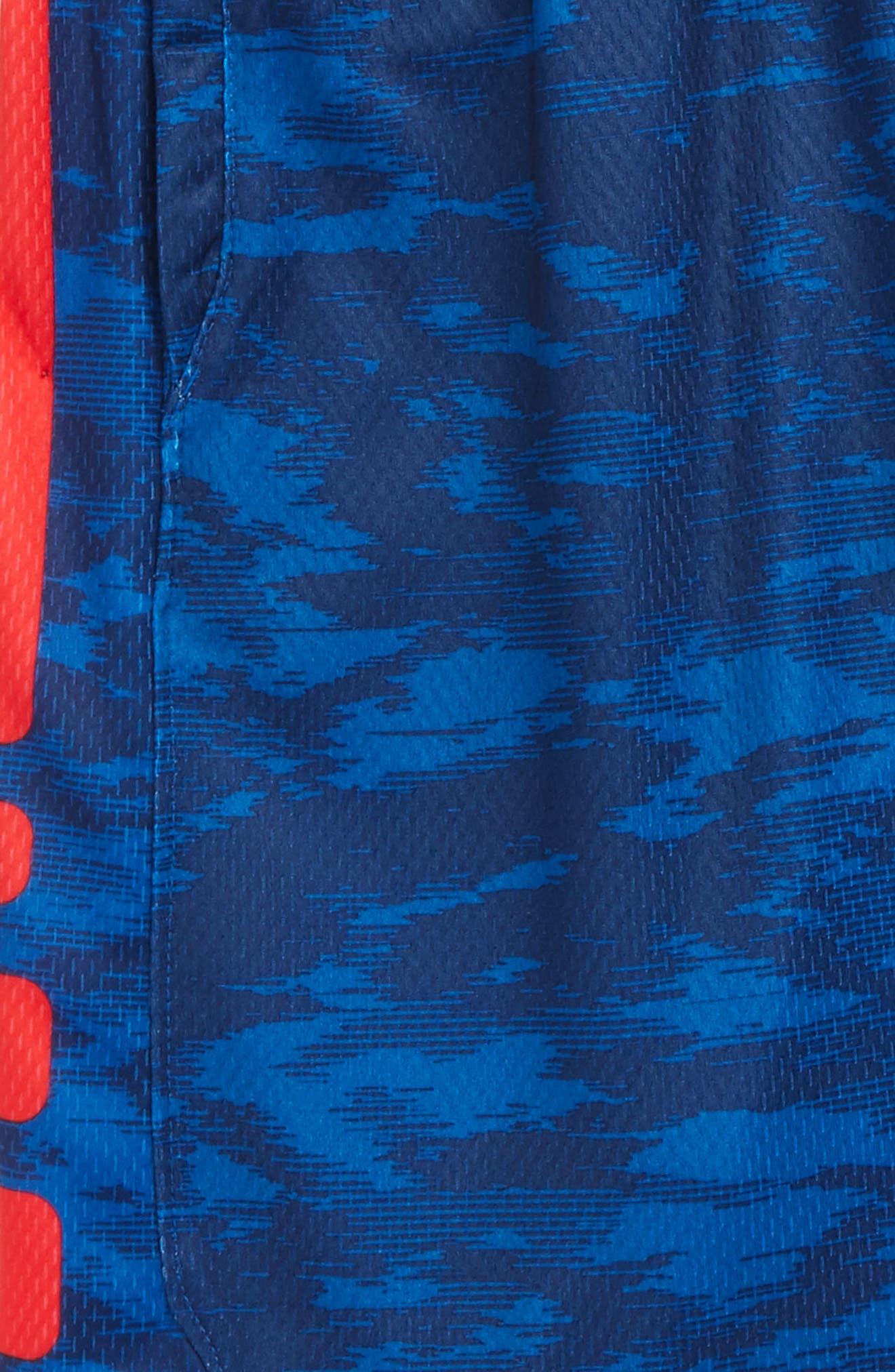 Alternate Image 2  - Nike Dry Elite Basketball Shorts (Little Boys & Big Boys)