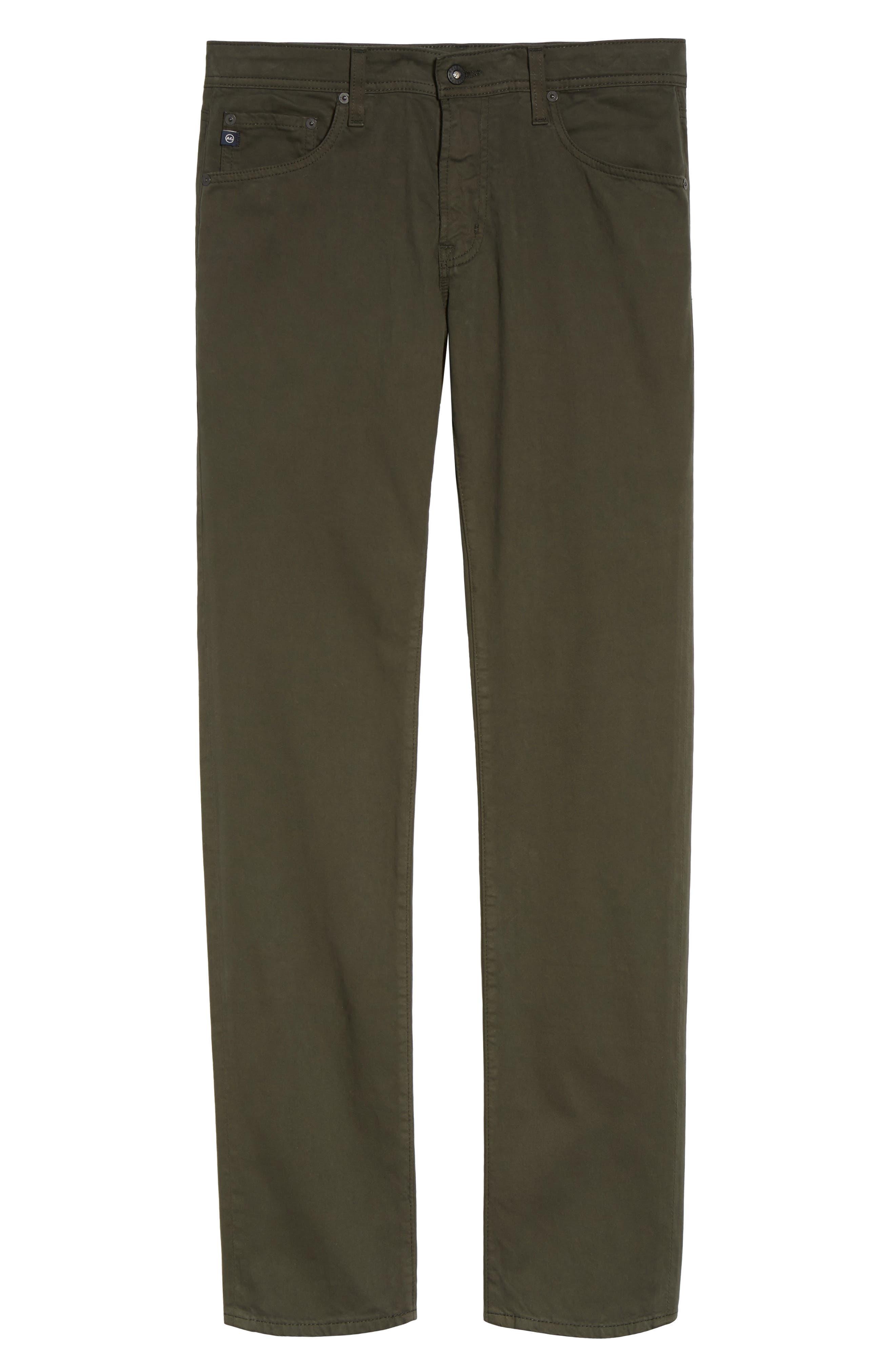 AG Tellis SUD Modern Slim Stretch Twill Pants