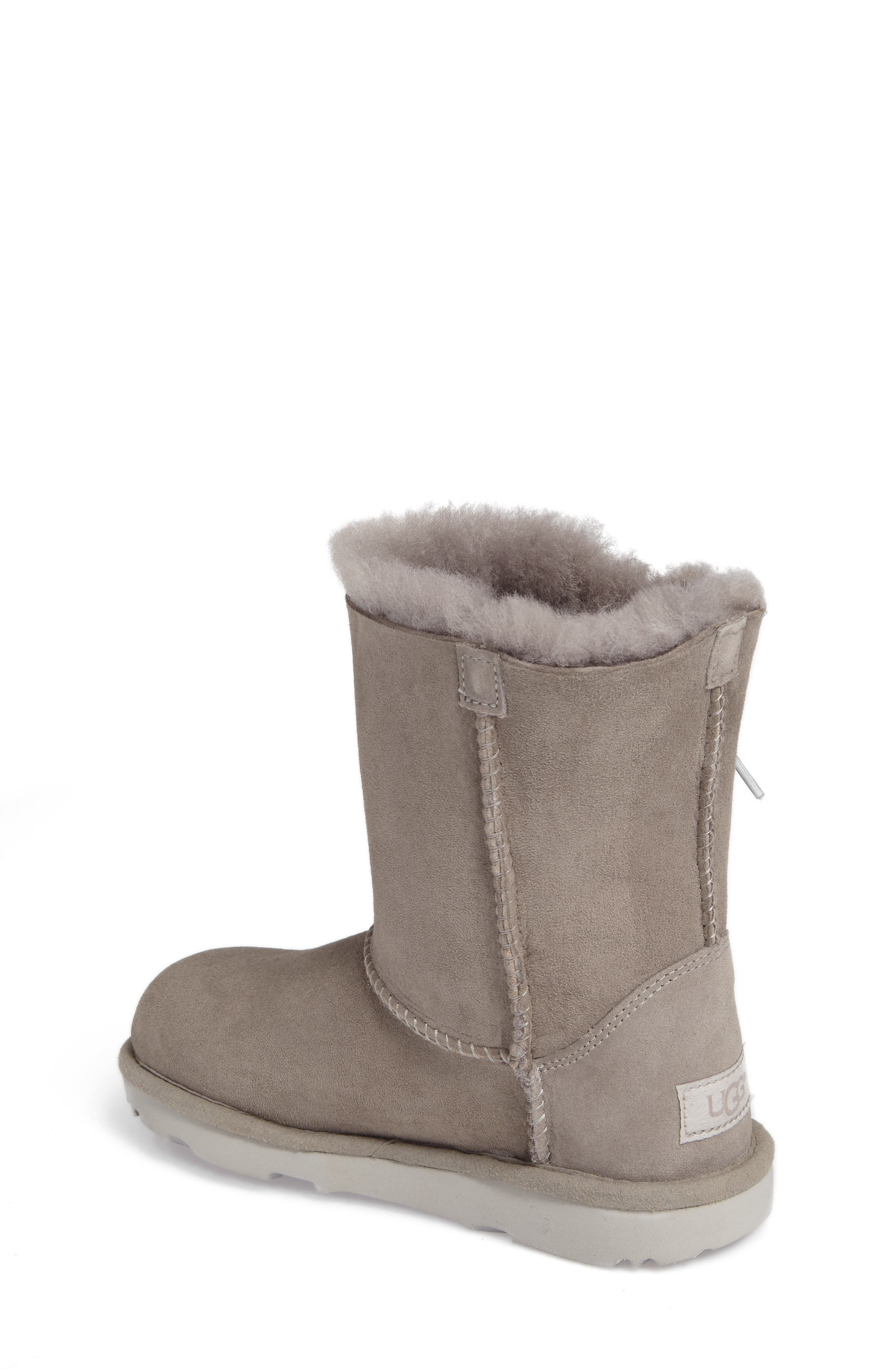 Alternate Image 2  - UGG® Pala Water-Resistant Genuine Shearling Boot (Walker, Toddler, Little Kid & Big Kid)
