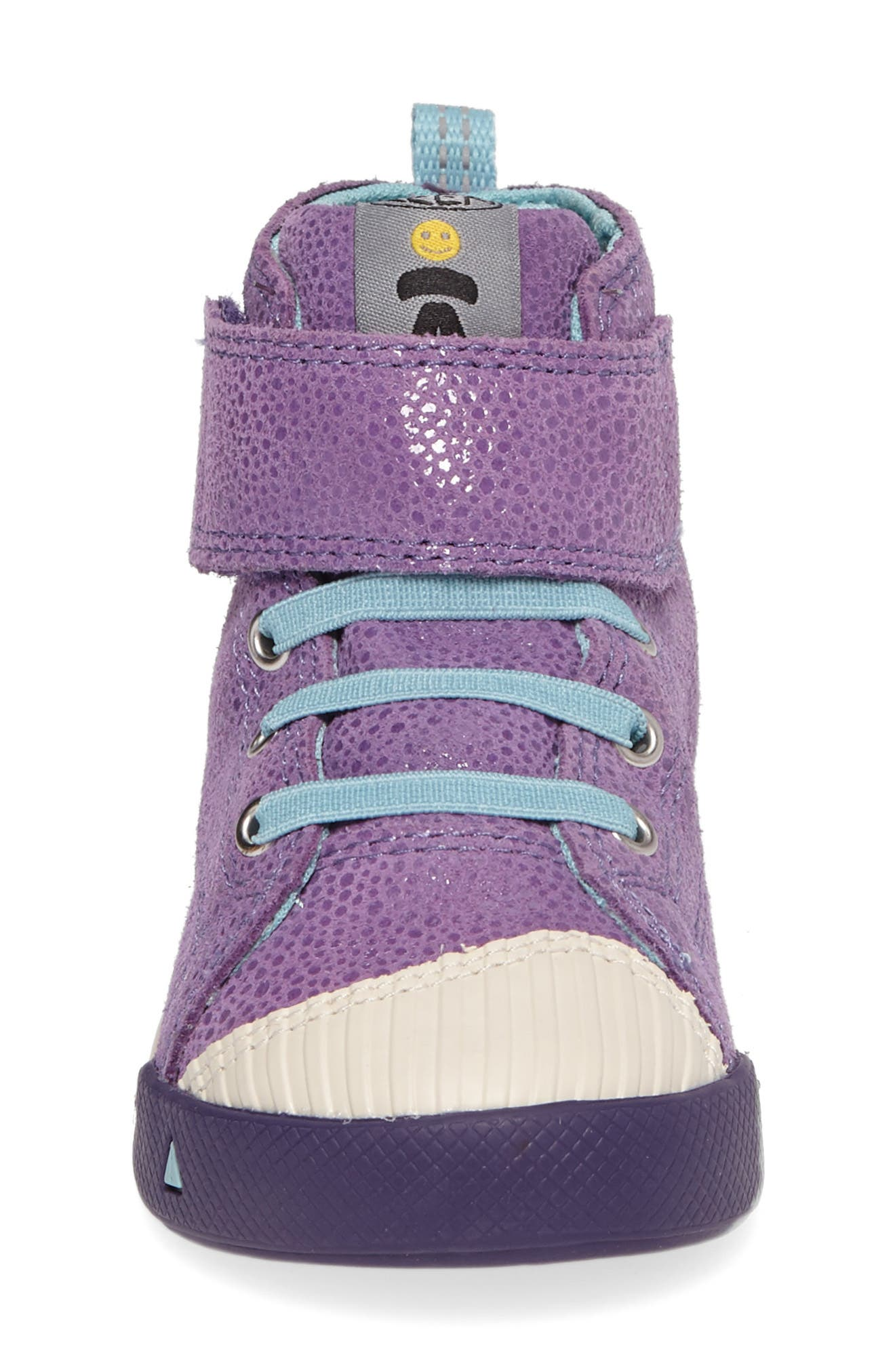 Alternate Image 4  - Keen 'Encanto Scout' High Top Sneaker (Baby, Walker, Toddler & Little Kid)