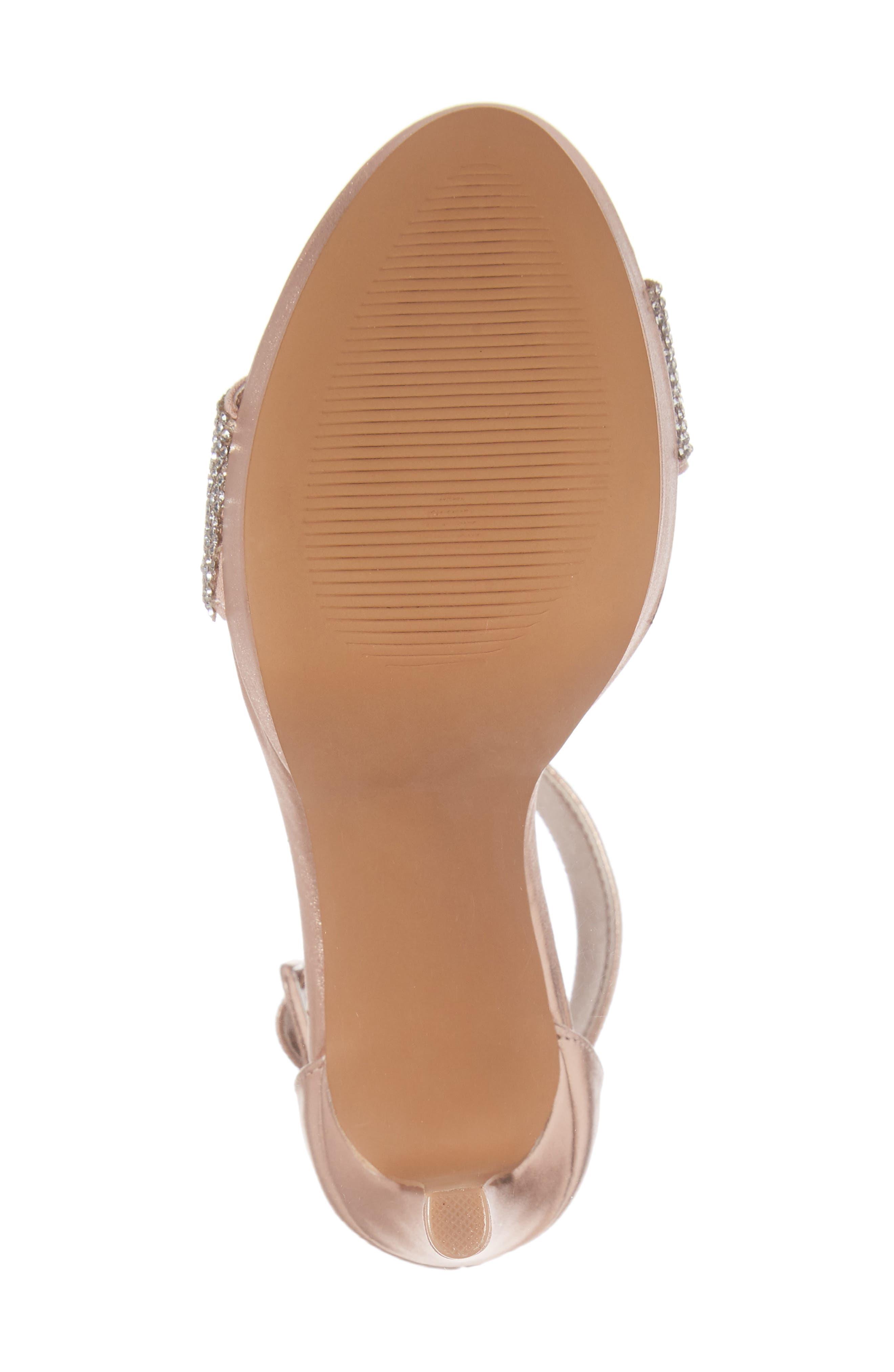 Circuit Sandal,                             Alternate thumbnail 6, color,                             Rose Gold Leather