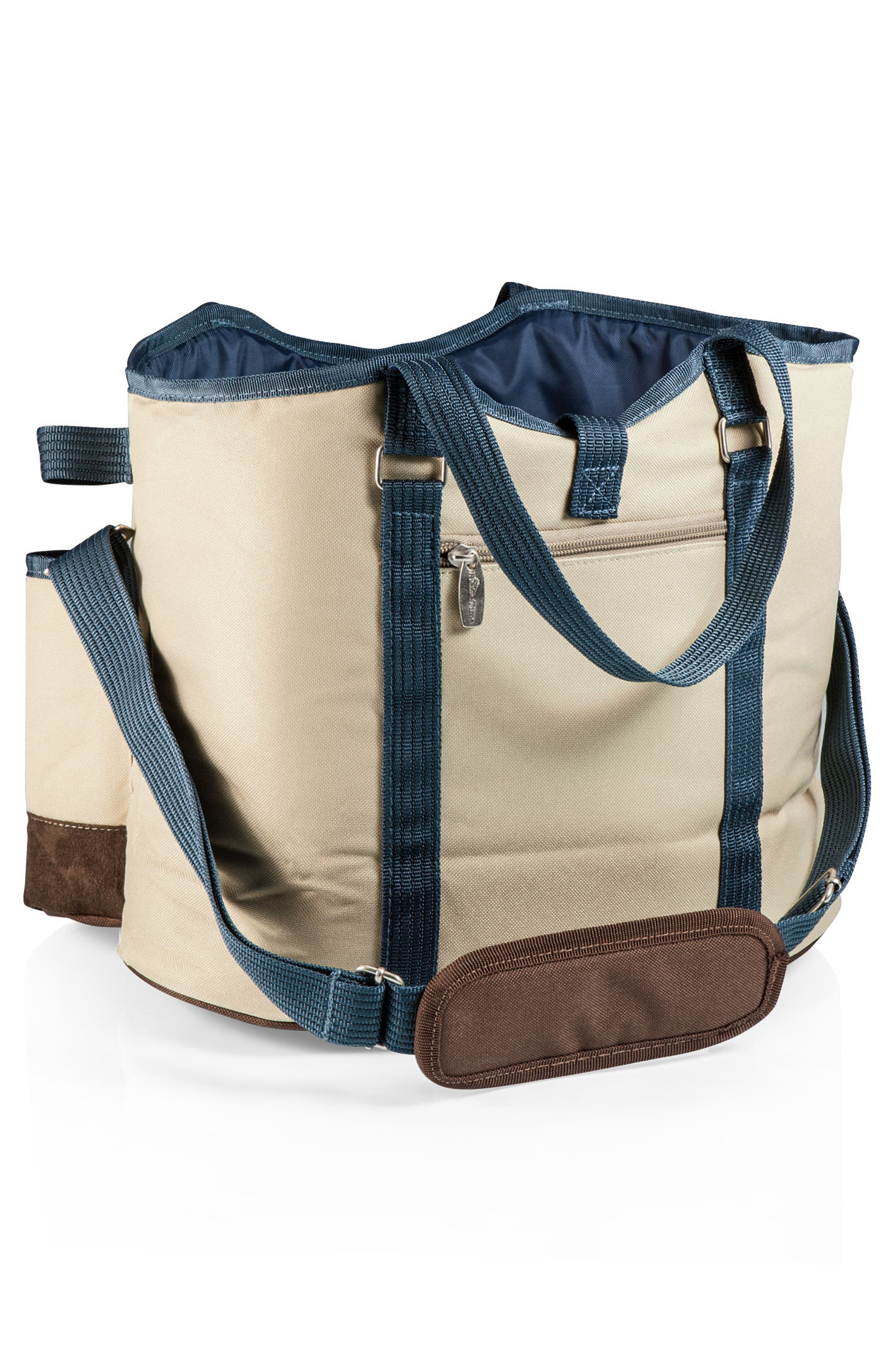 Wine Country Wine & Cheese Tote,                             Alternate thumbnail 2, color,                             Tan