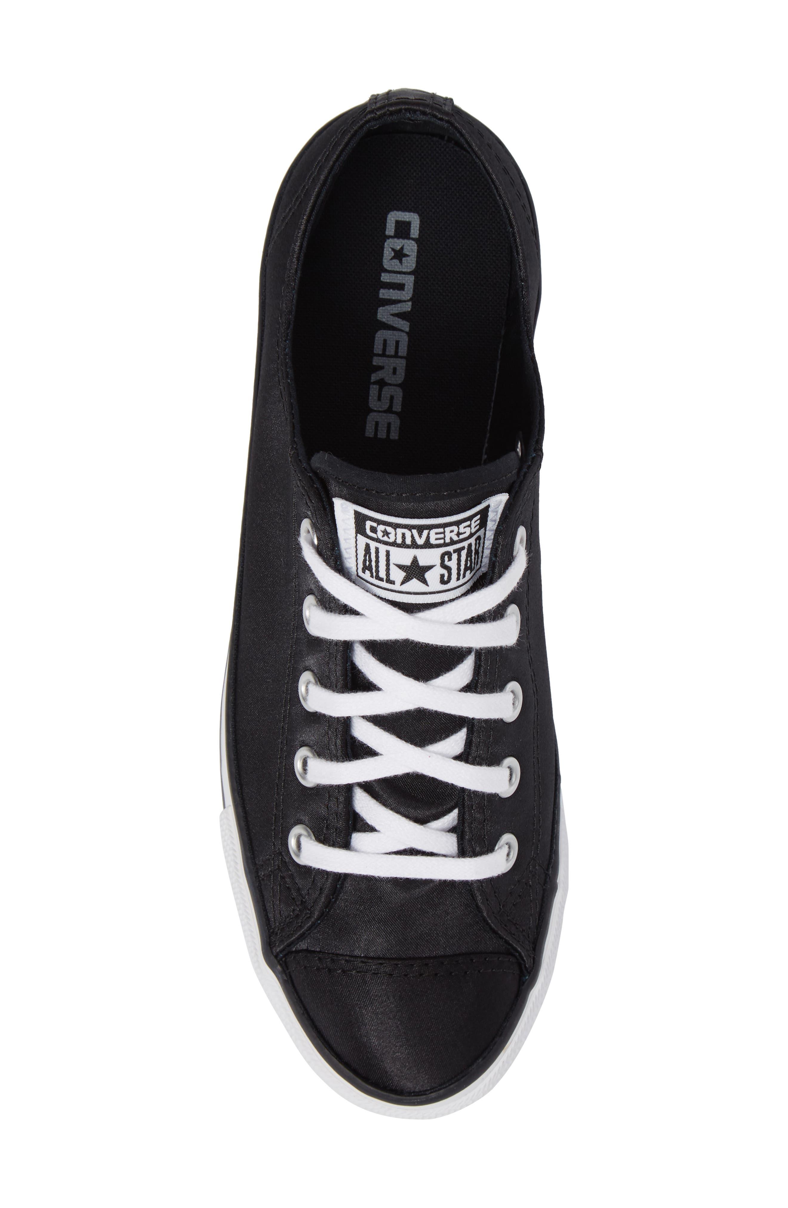 Alternate Image 5  - Converse Chuck Taylor® All Star® 'Dainty' Low Top Sneaker (Women)