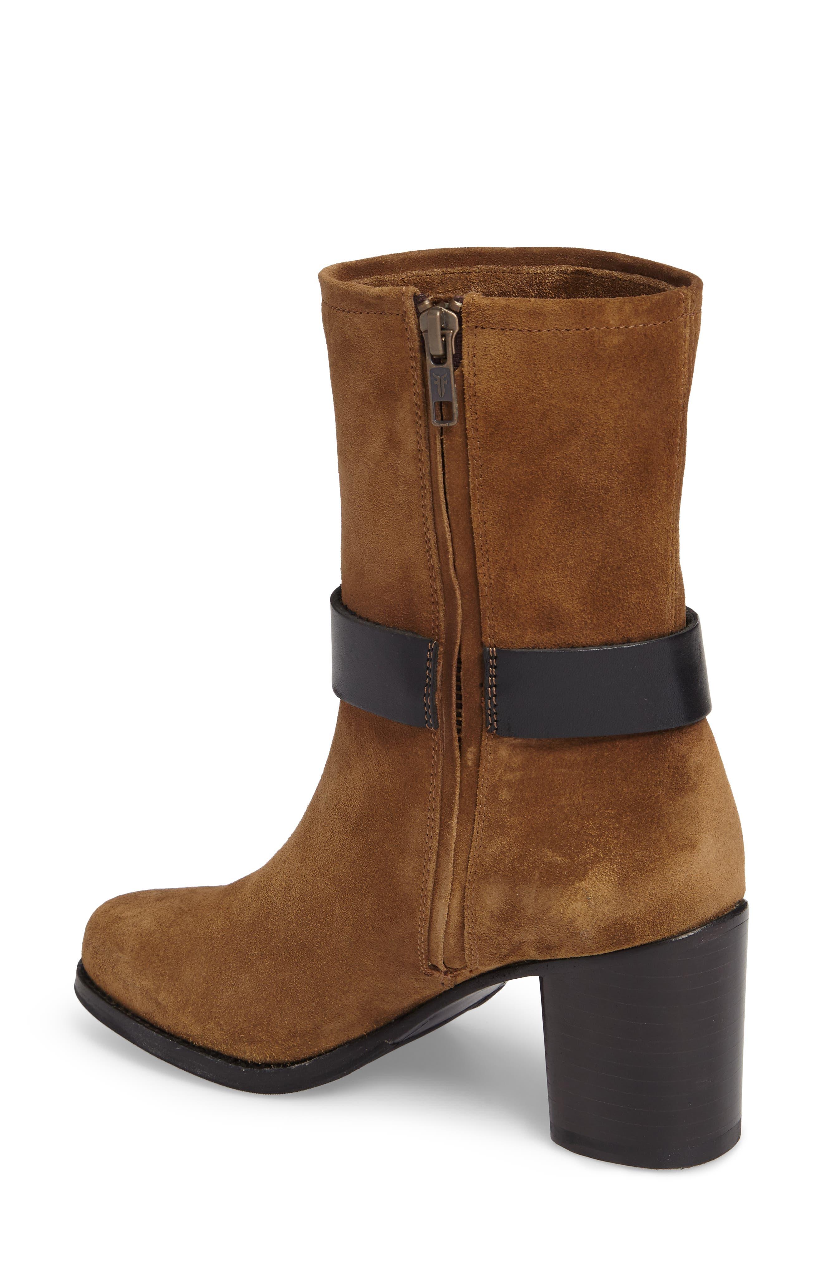 Alternate Image 2  - Frye Addie Harness Boot (Women)