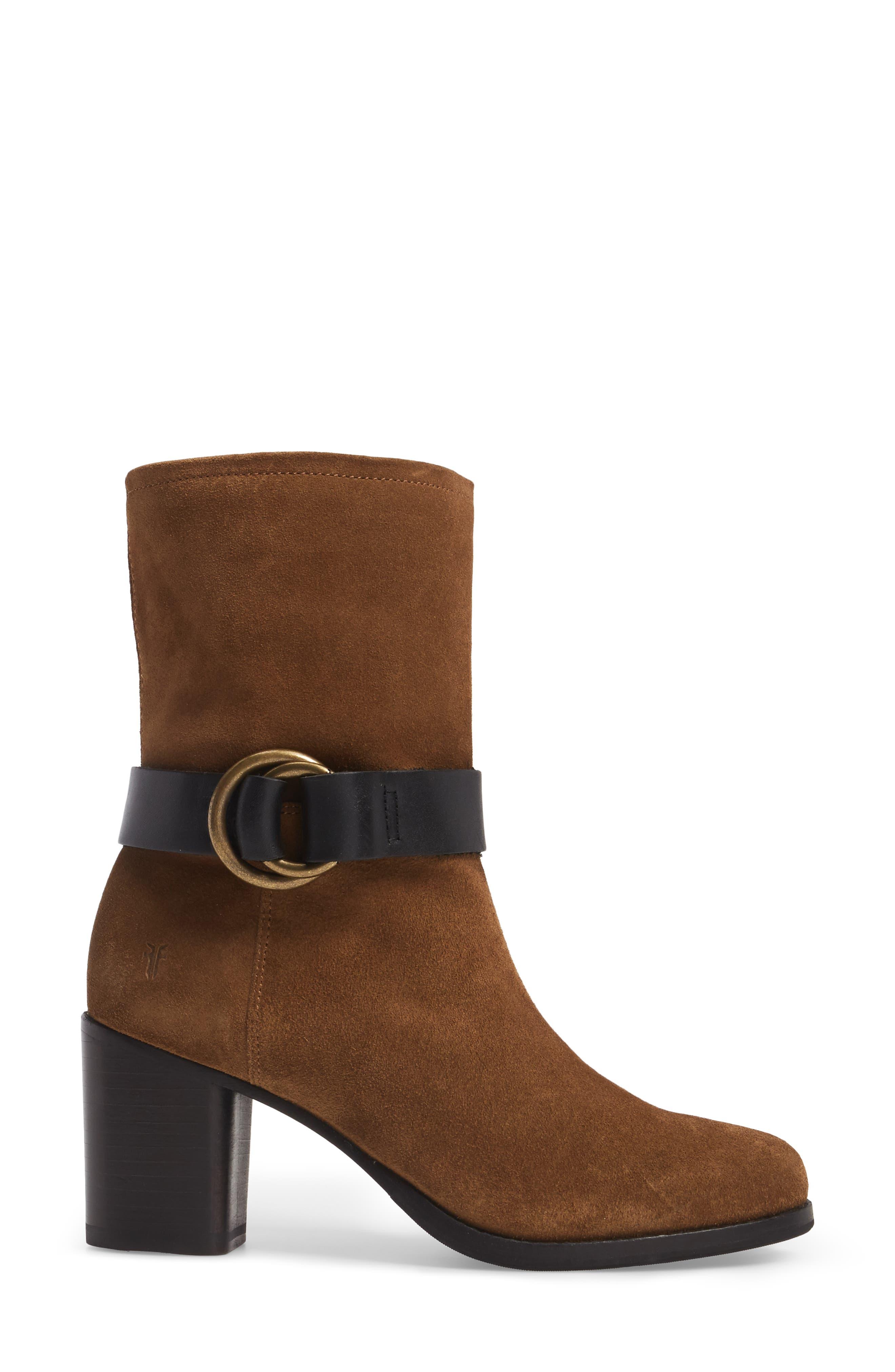 Alternate Image 3  - Frye Addie Harness Boot (Women)