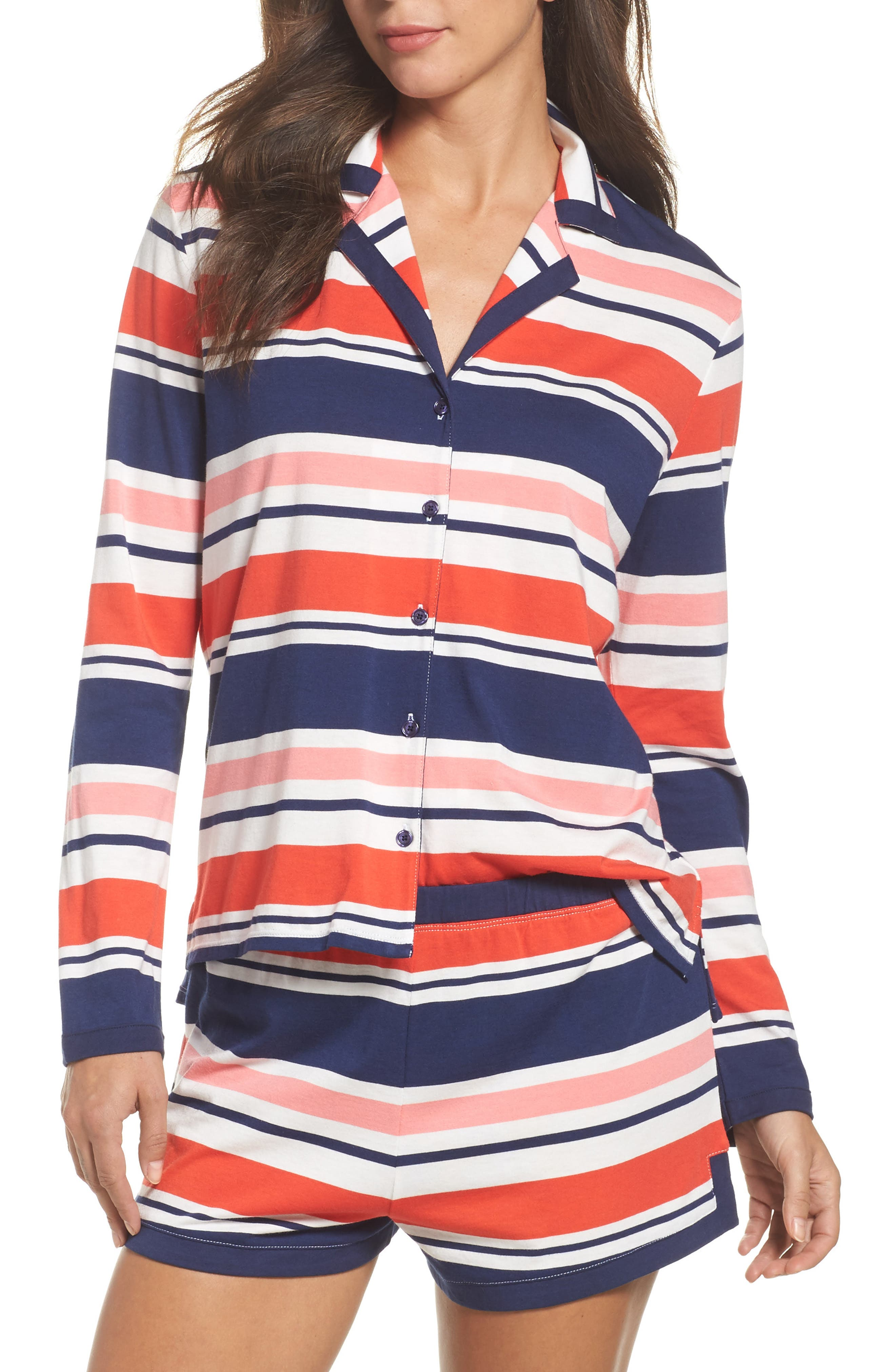 Alternate Image 1 Selected - kate spade new york short pajamas