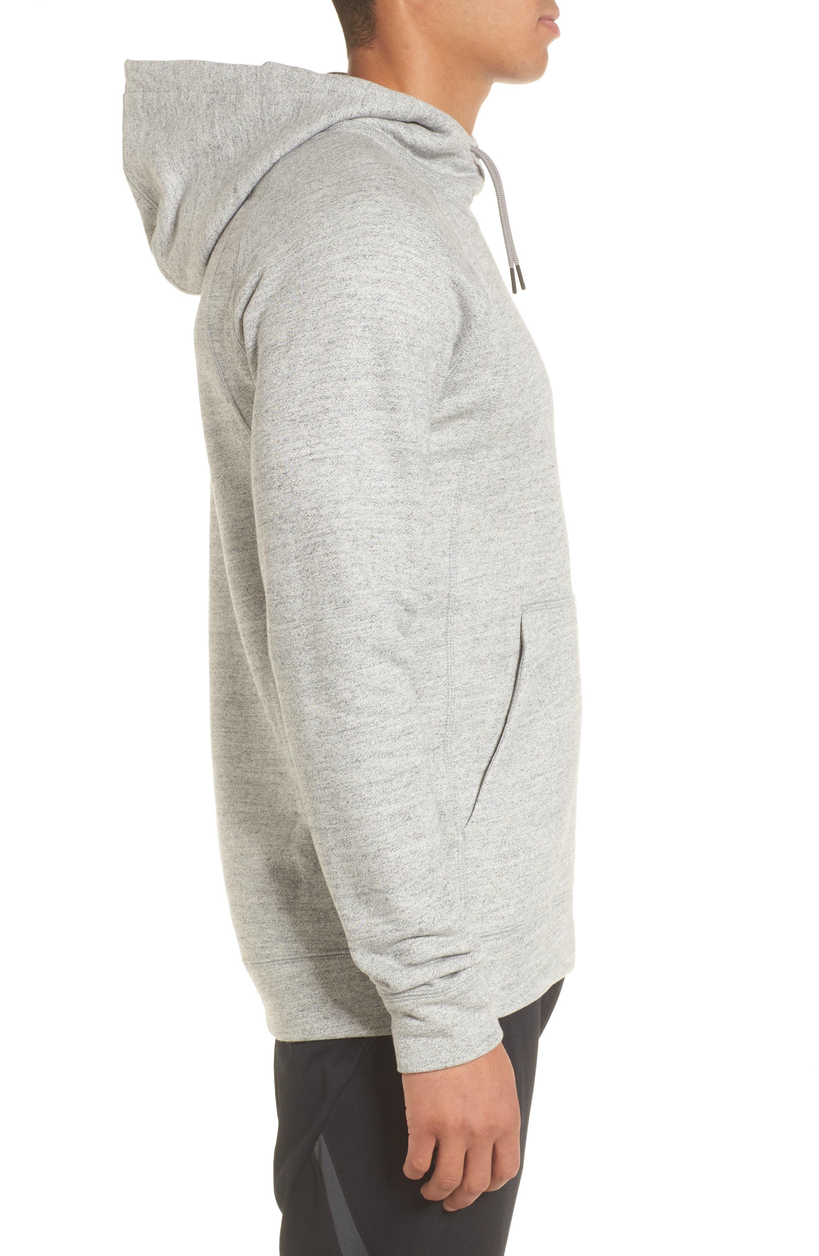 Alternate Image 3  - Nike Jordan Sportswear Fleece Hoodie