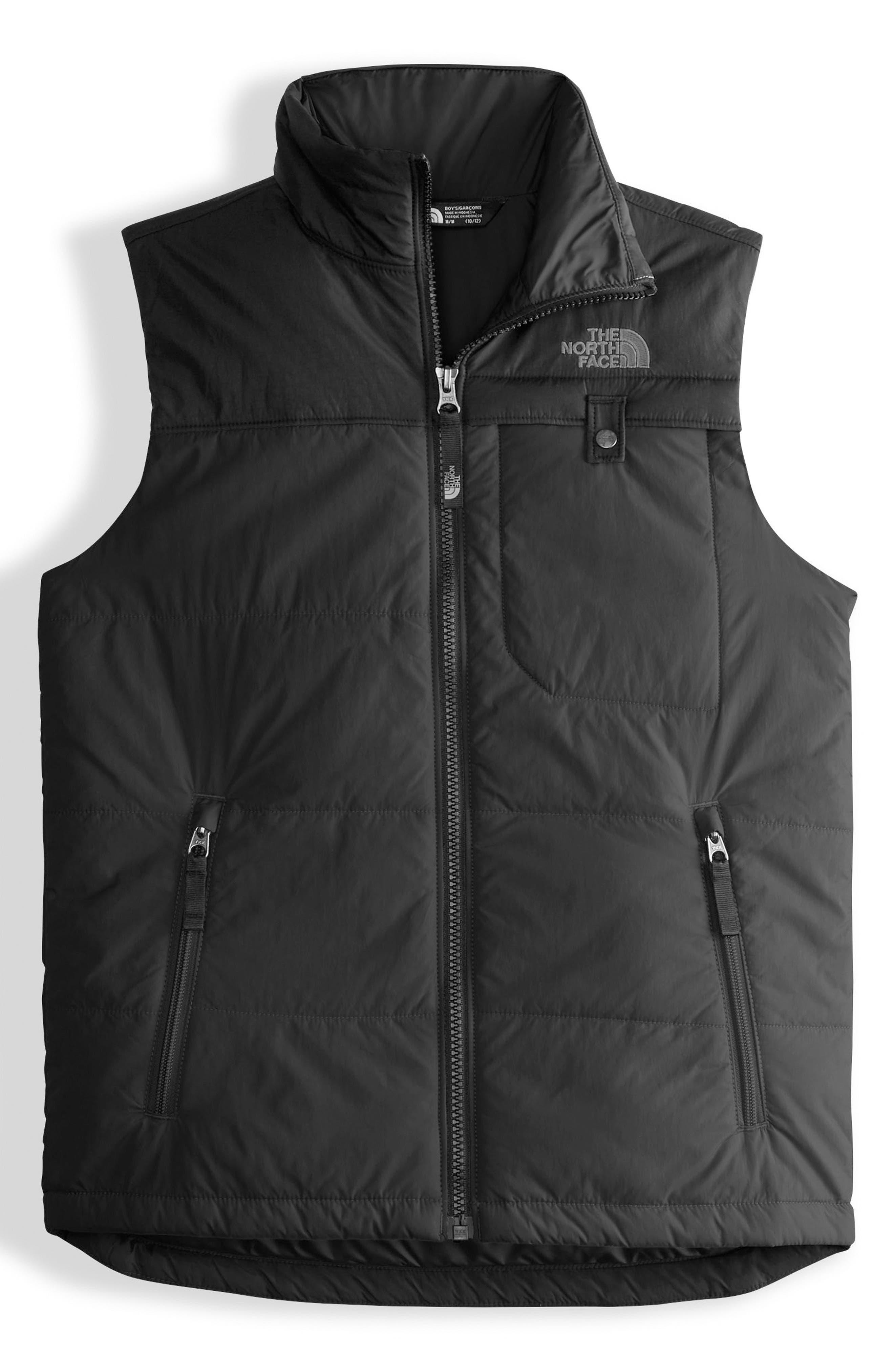 Main Image - The North Face Harway Heatseeker™ Water Resistant Vest (Big Boys)