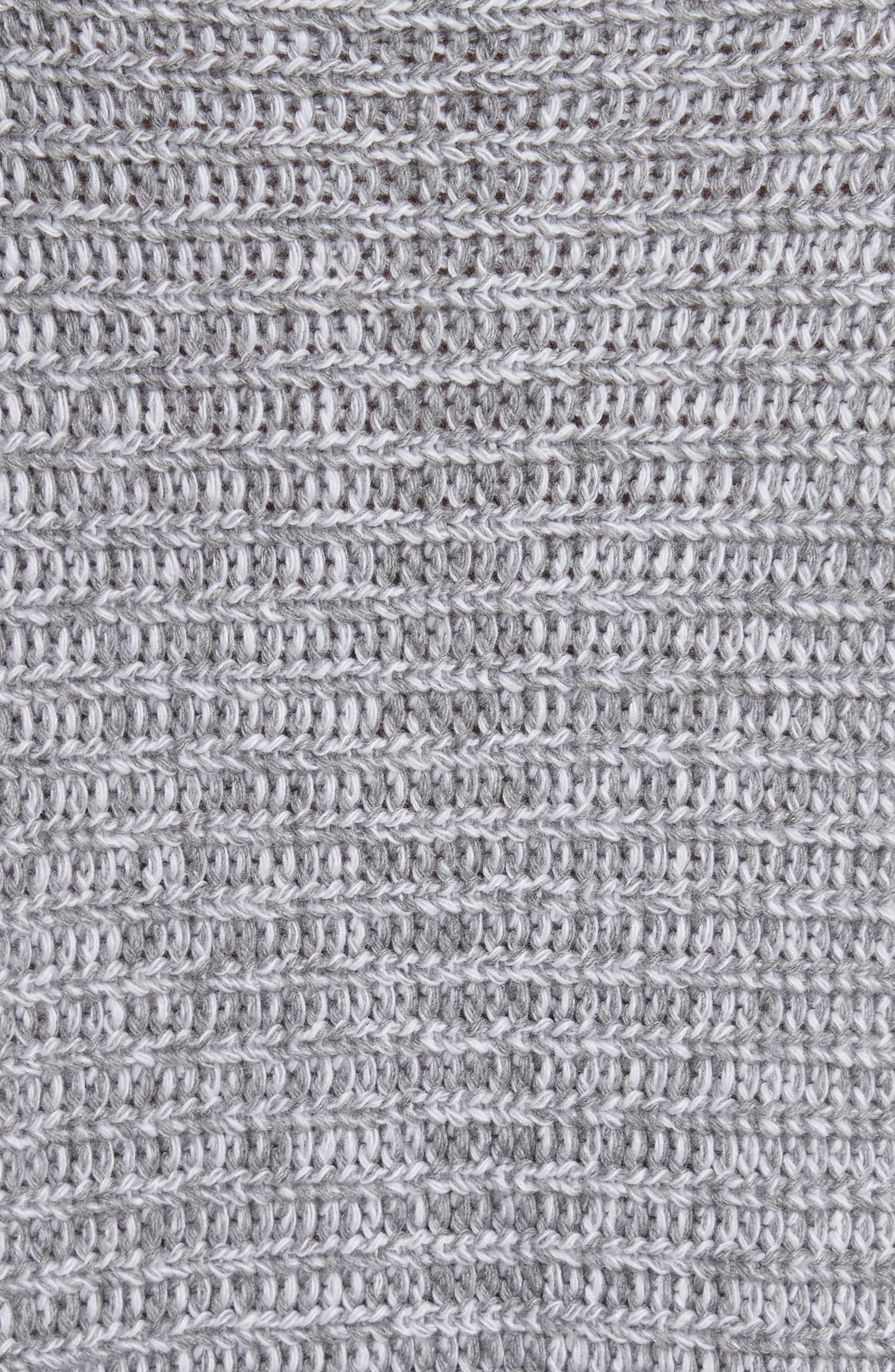 Colorblock Sweater,                             Alternate thumbnail 5, color,                             Grey