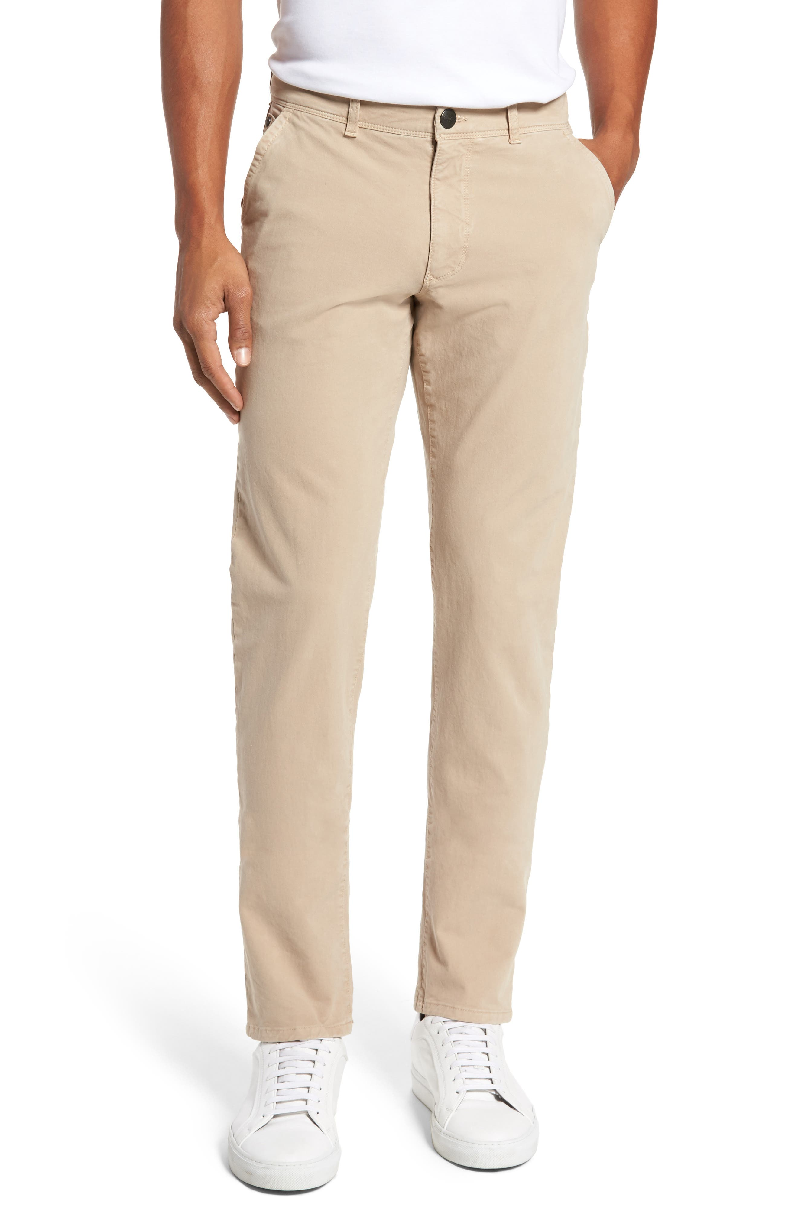 Good Man Brand Hybrid GoodX Slim Fit Stretch Twill Pants