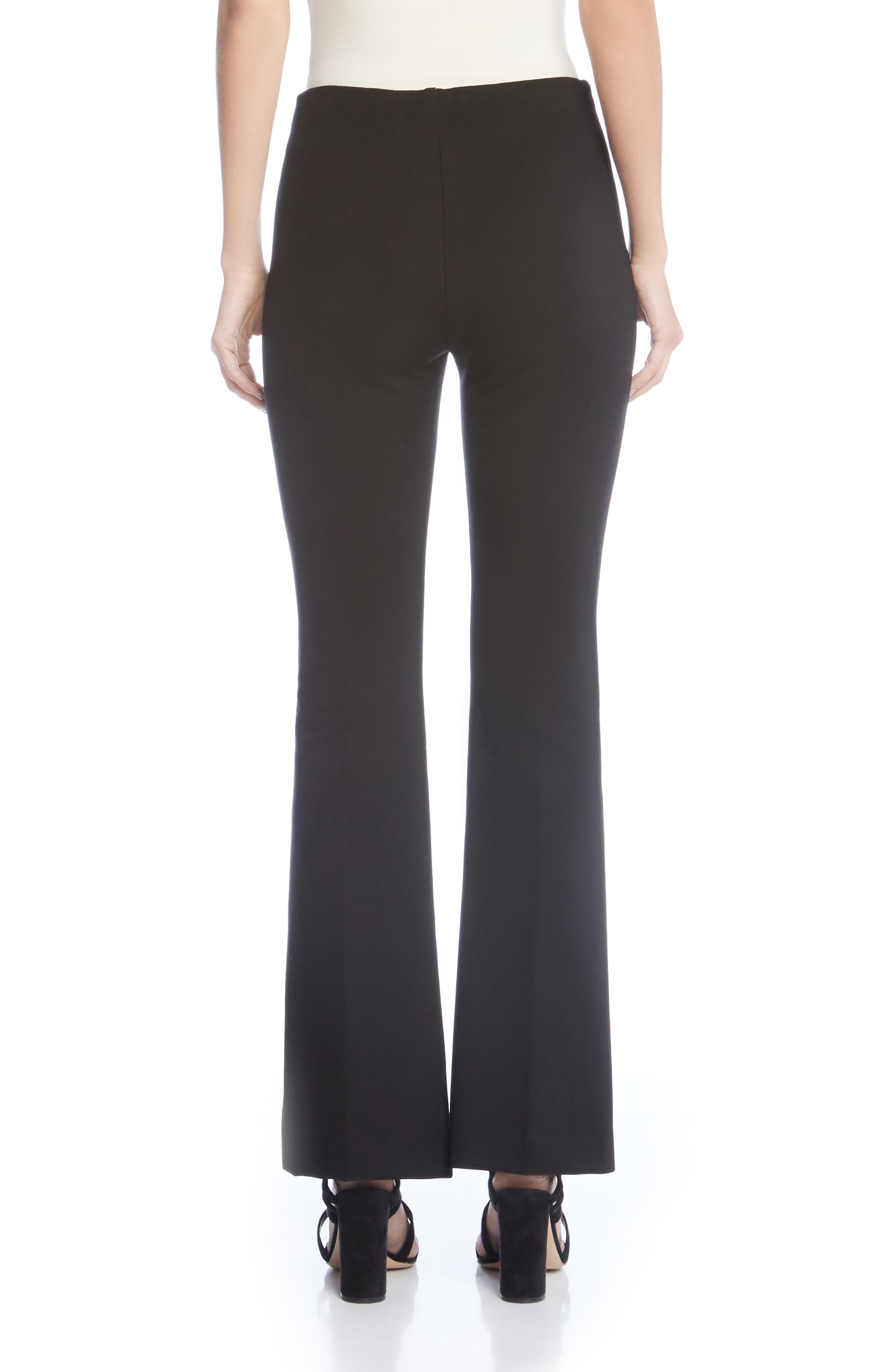 Alternate Image 2  - Karen Kane Pull-On Bootcut Pants