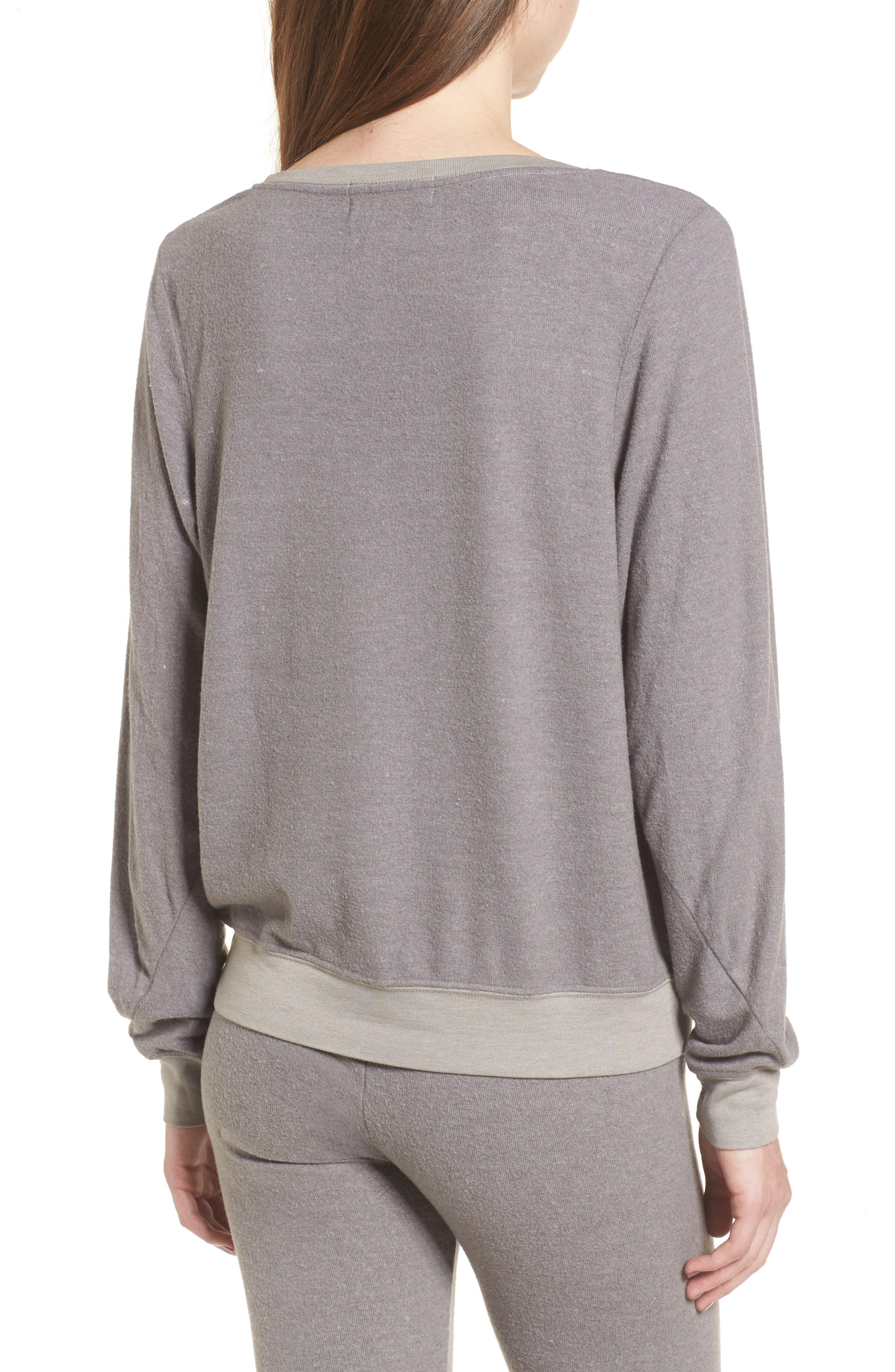 NYC Sweatshirt,                             Alternate thumbnail 2, color,                             Vintage Grey