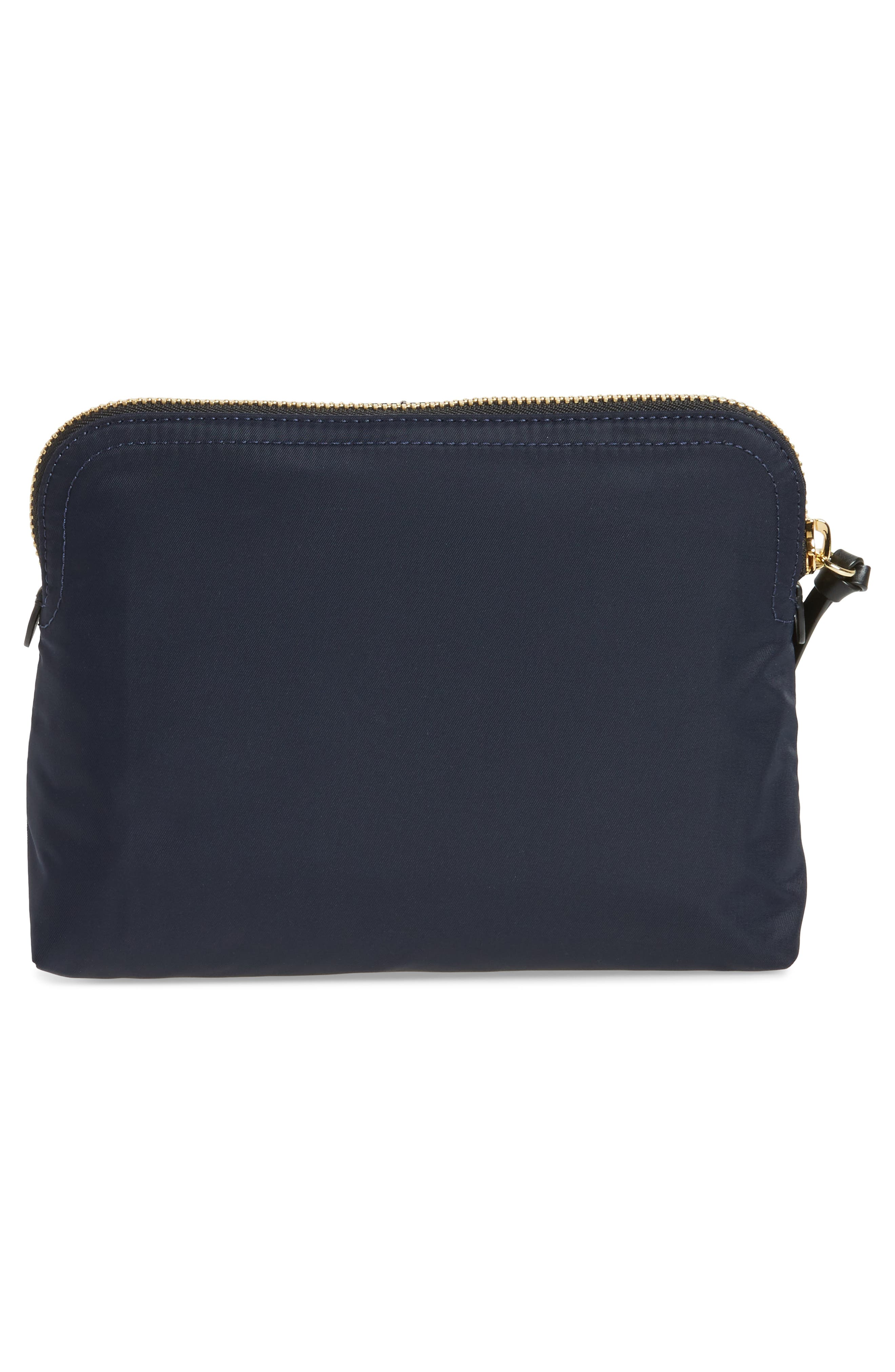 Nylon Pouch,                             Alternate thumbnail 4, color,                             Ink Blue