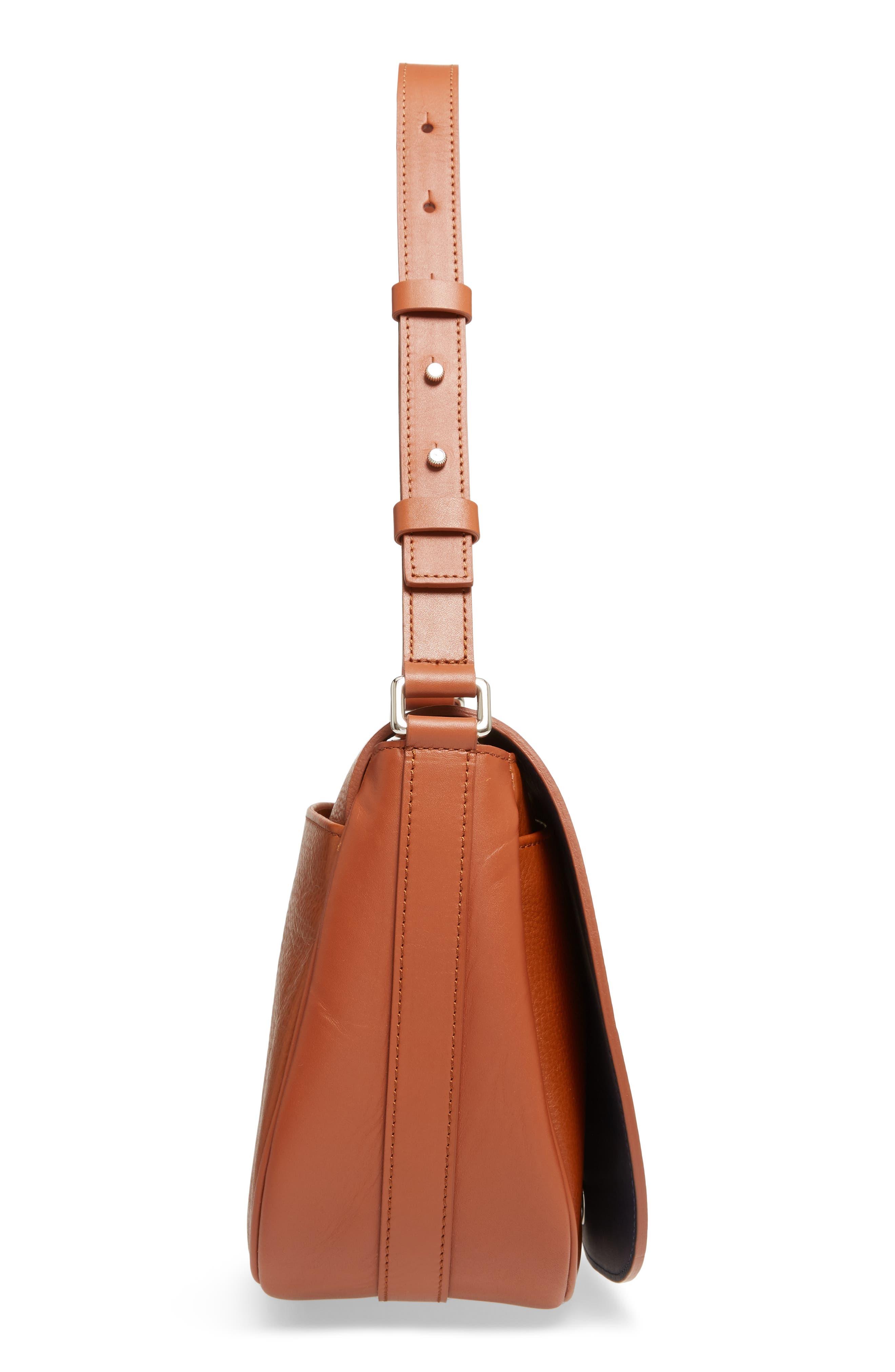 Alternate Image 5  - Shinola Calfskin Leather Shoulder Bag