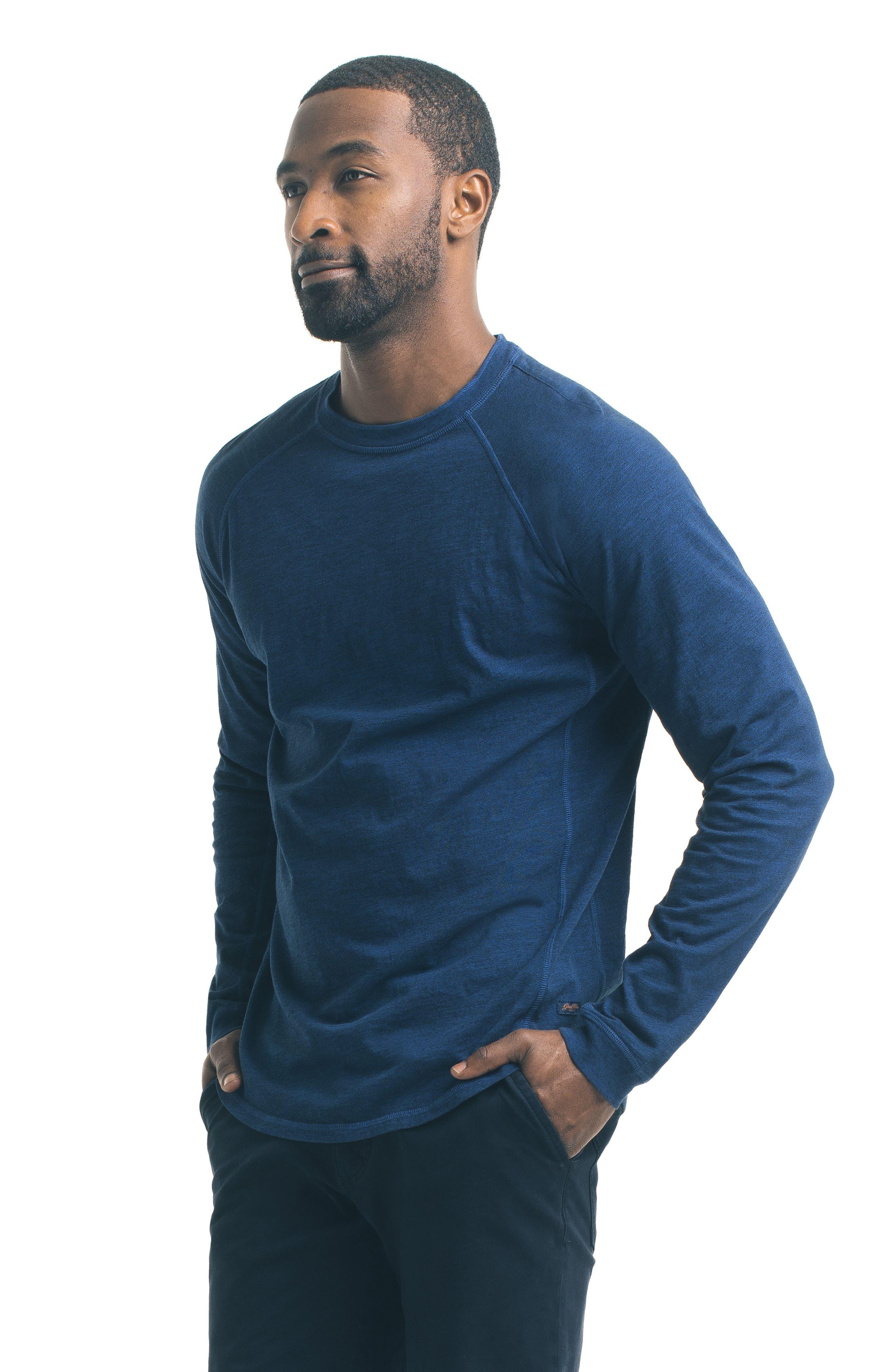 Alternate Image 4  - Good Man Brand Raglan Sleeve T-Shirt