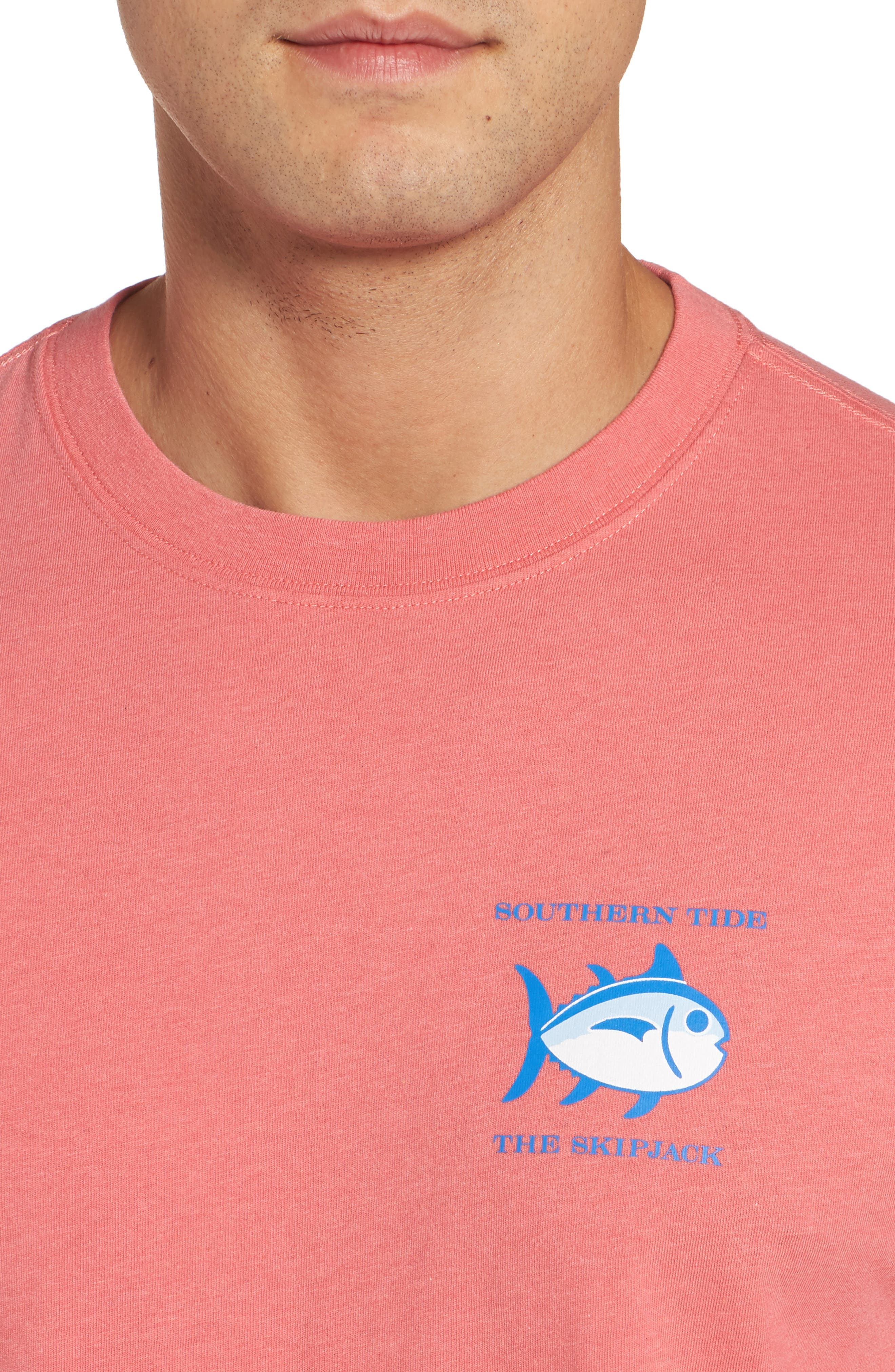 Alternate Image 4  - Southern Tide Original Skipjack T-Shirt