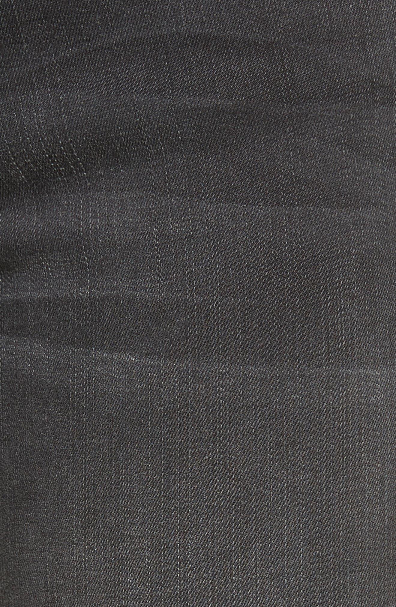 Alternate Image 5  - FRAME Le Skinny de Jeanne Ankle Jeans (Harlow)