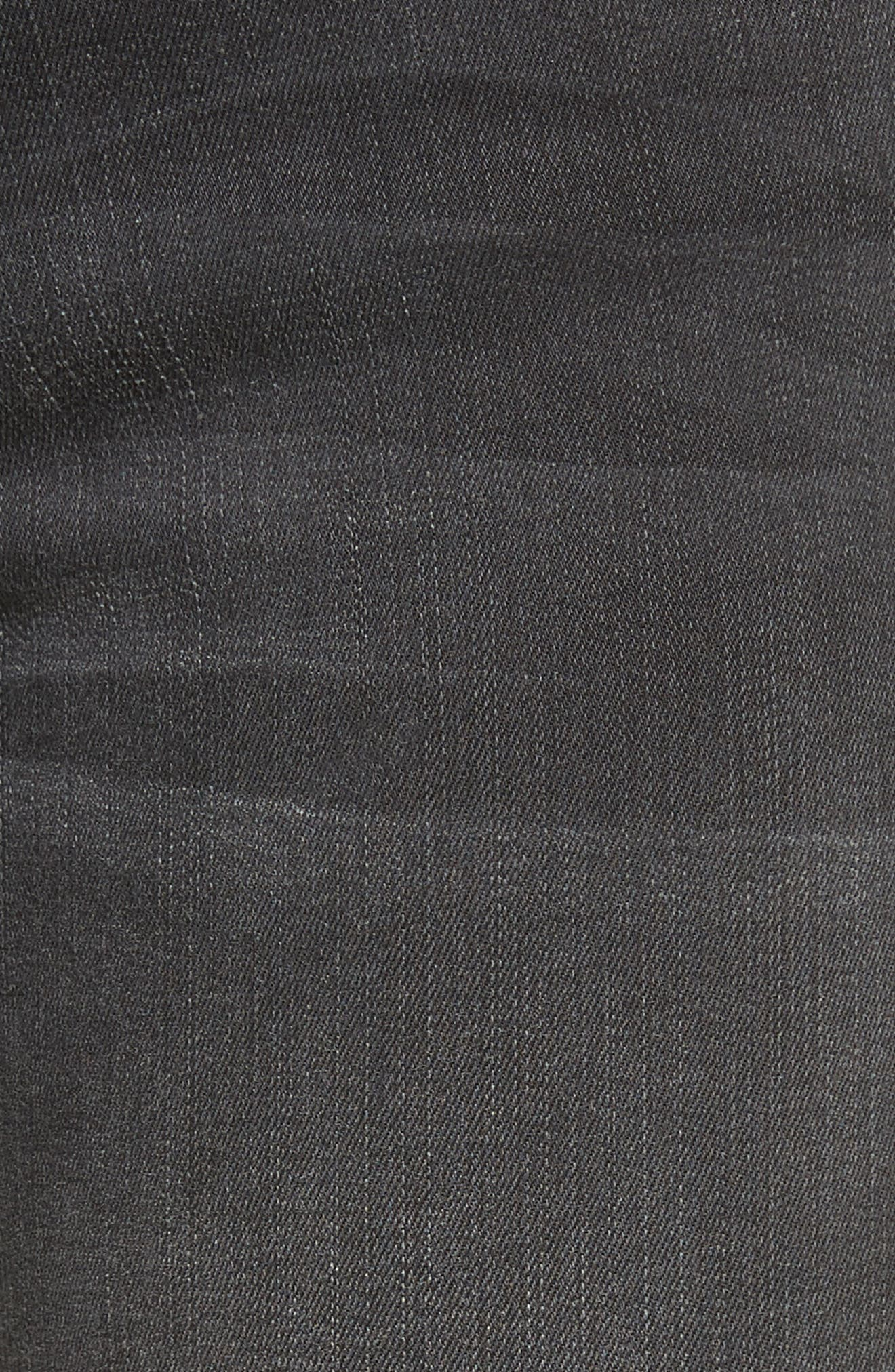 Le Skinny de Jeanne Ankle Jeans,                             Alternate thumbnail 5, color,                             Harlow