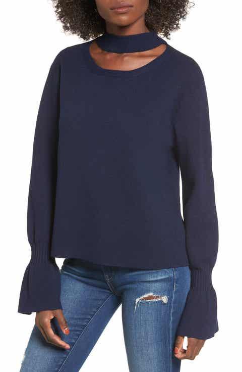 J.O.A. Choker Sweater