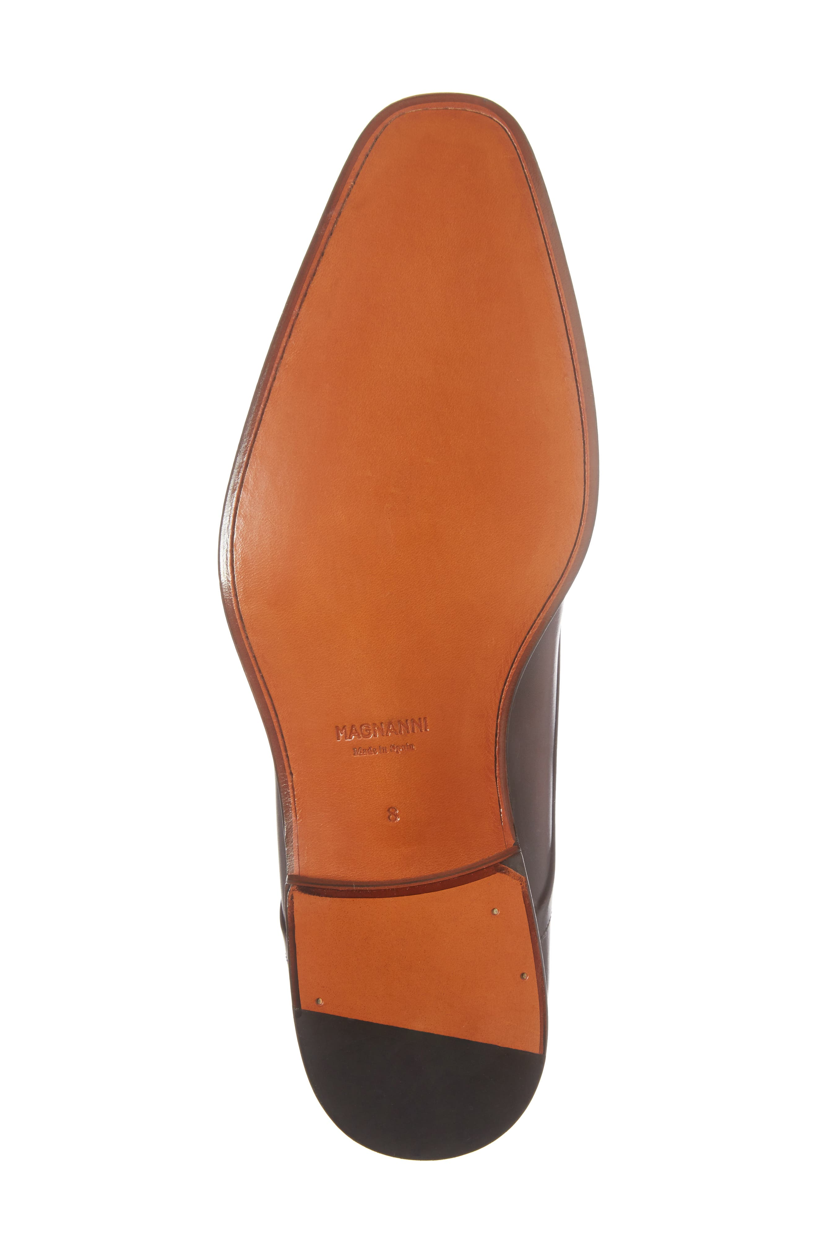 Alternate Image 6  - Magnanni Mario Plain Toe Derby (Men)