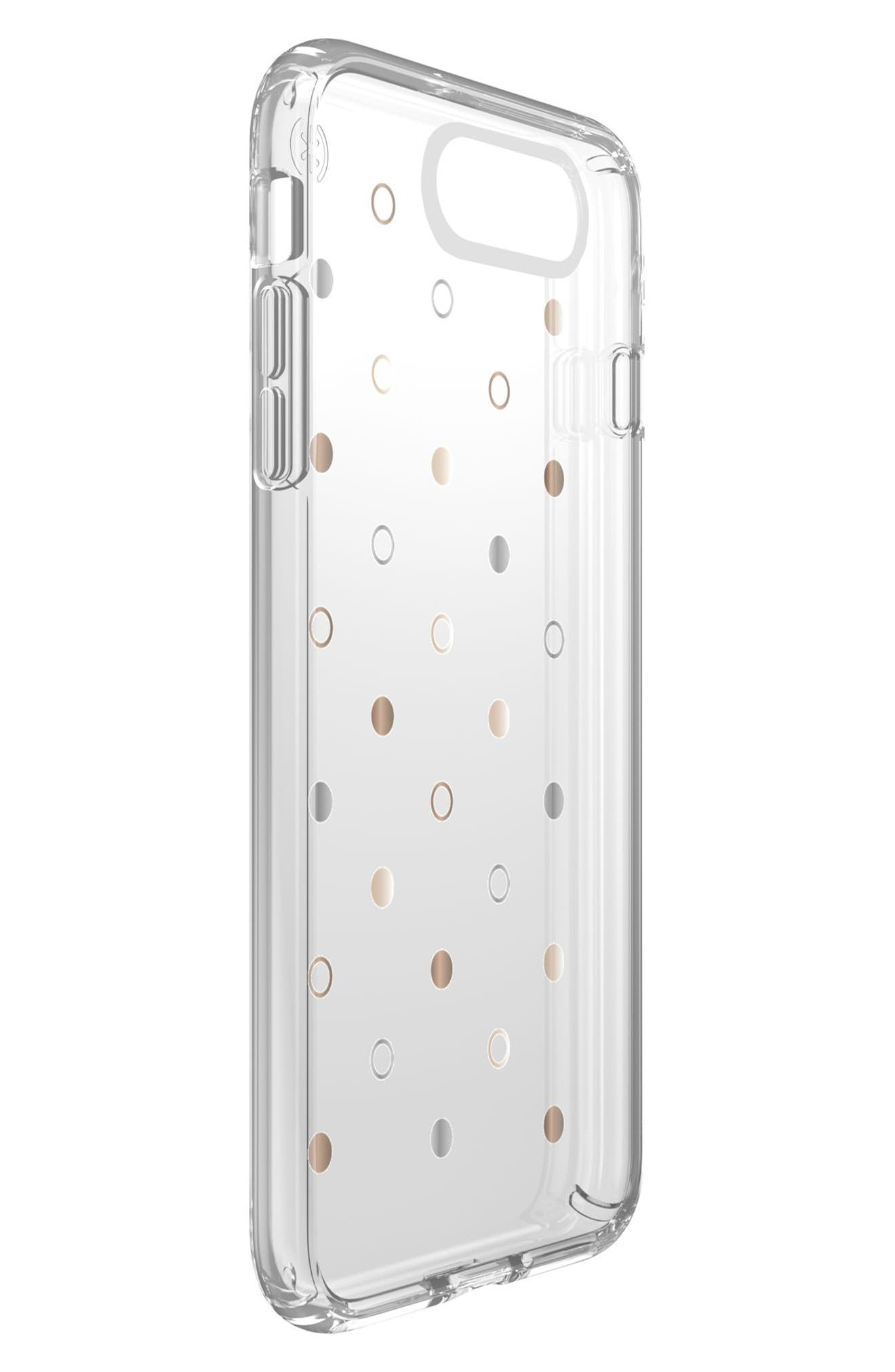 Alternate Image 2  - Speck Presidio Clear iPhone 6/6s/7/8 Case