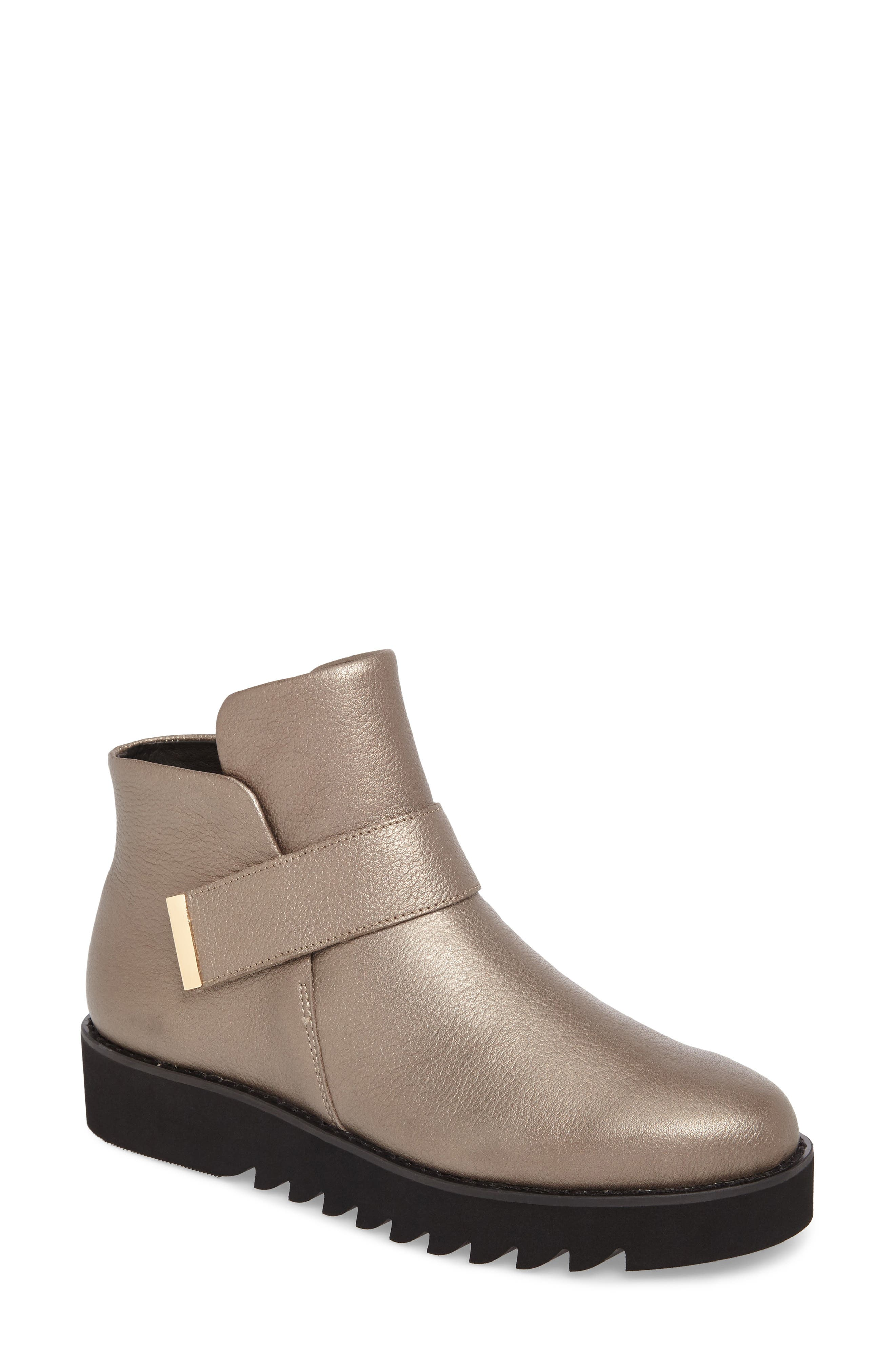 Kris Boot,                             Main thumbnail 1, color,                             Copper Leather