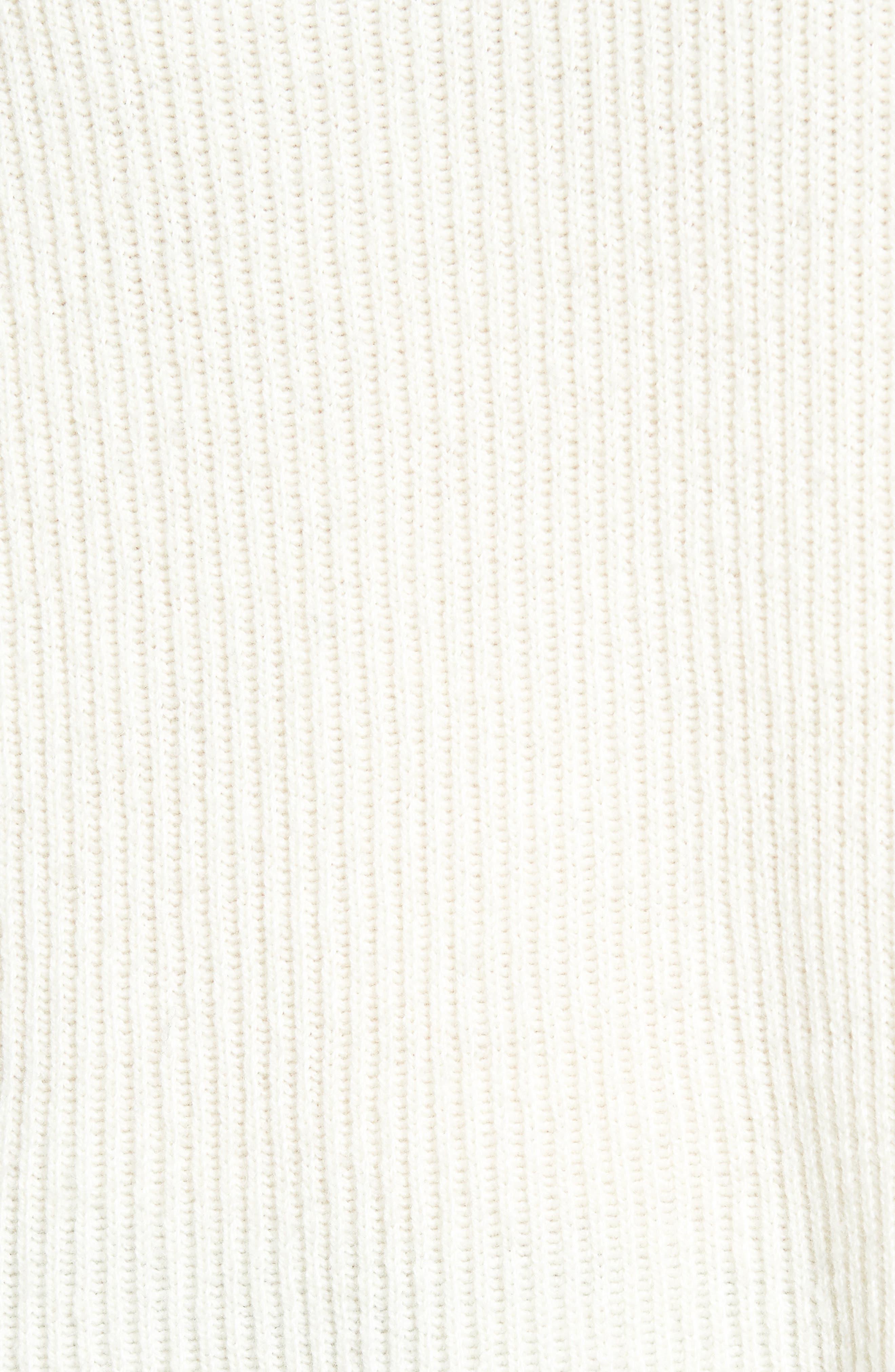 Alternate Image 5  - Ella Moss Delfina Ribbed Sweater