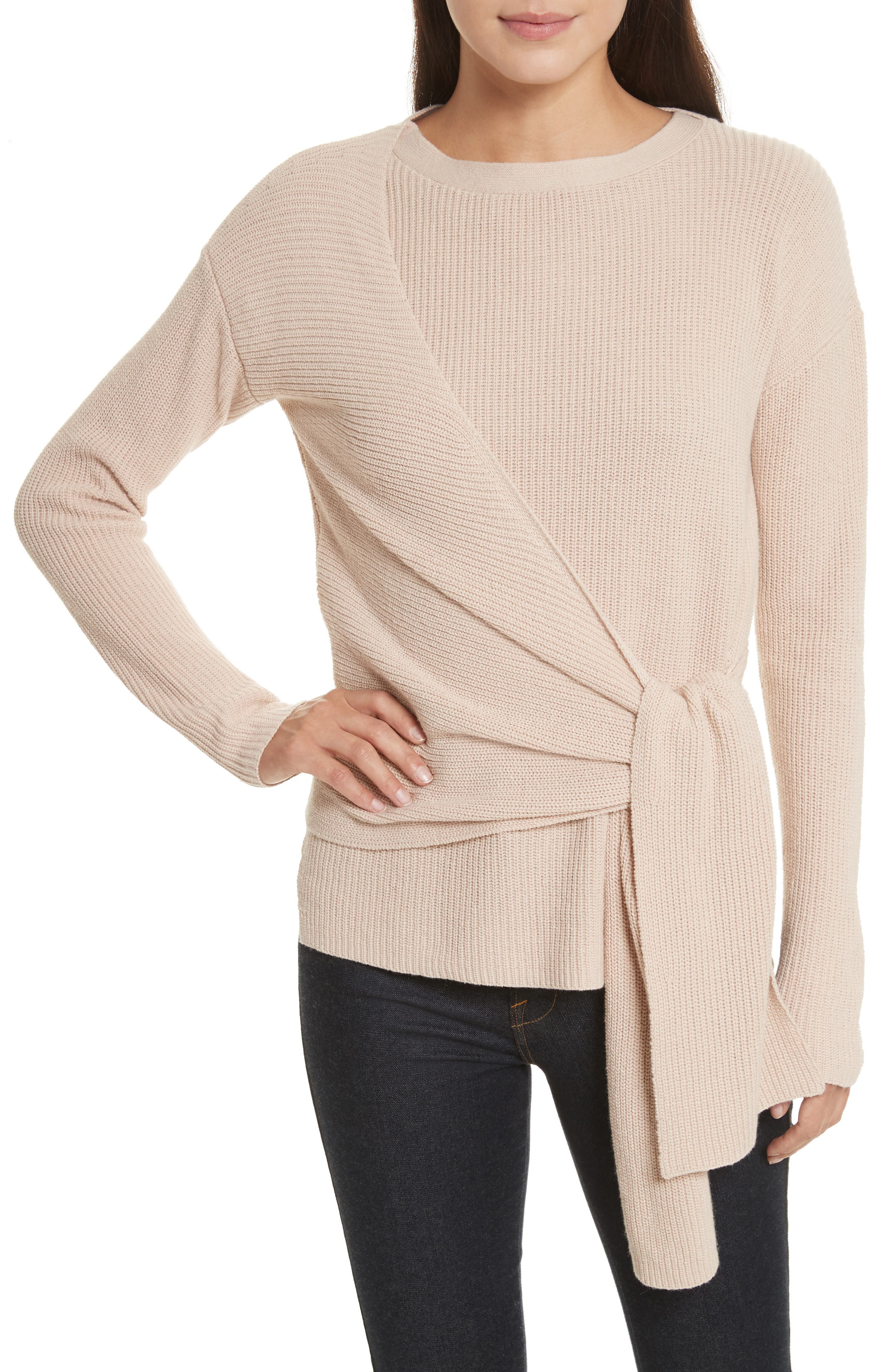 Alternate Image 1 Selected - Brochu Walker Greys Wrap Sweater