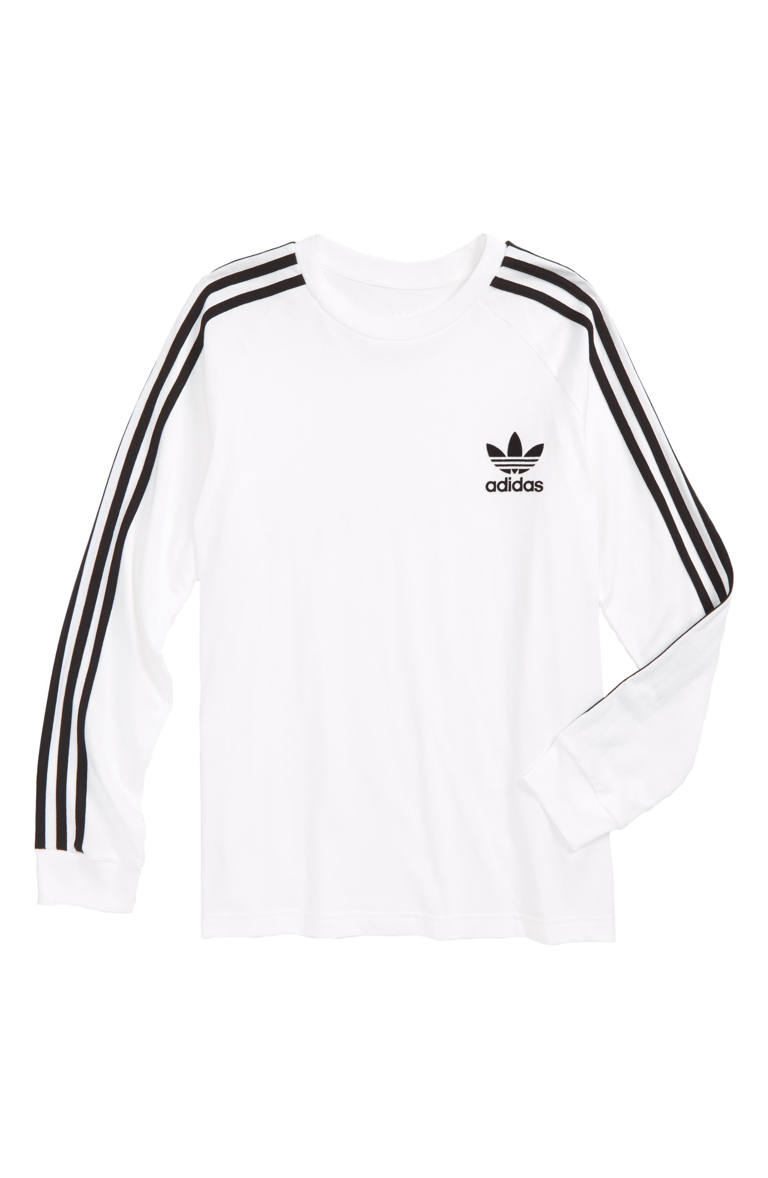 adidas Junior California T-Shirt (Big Boys)