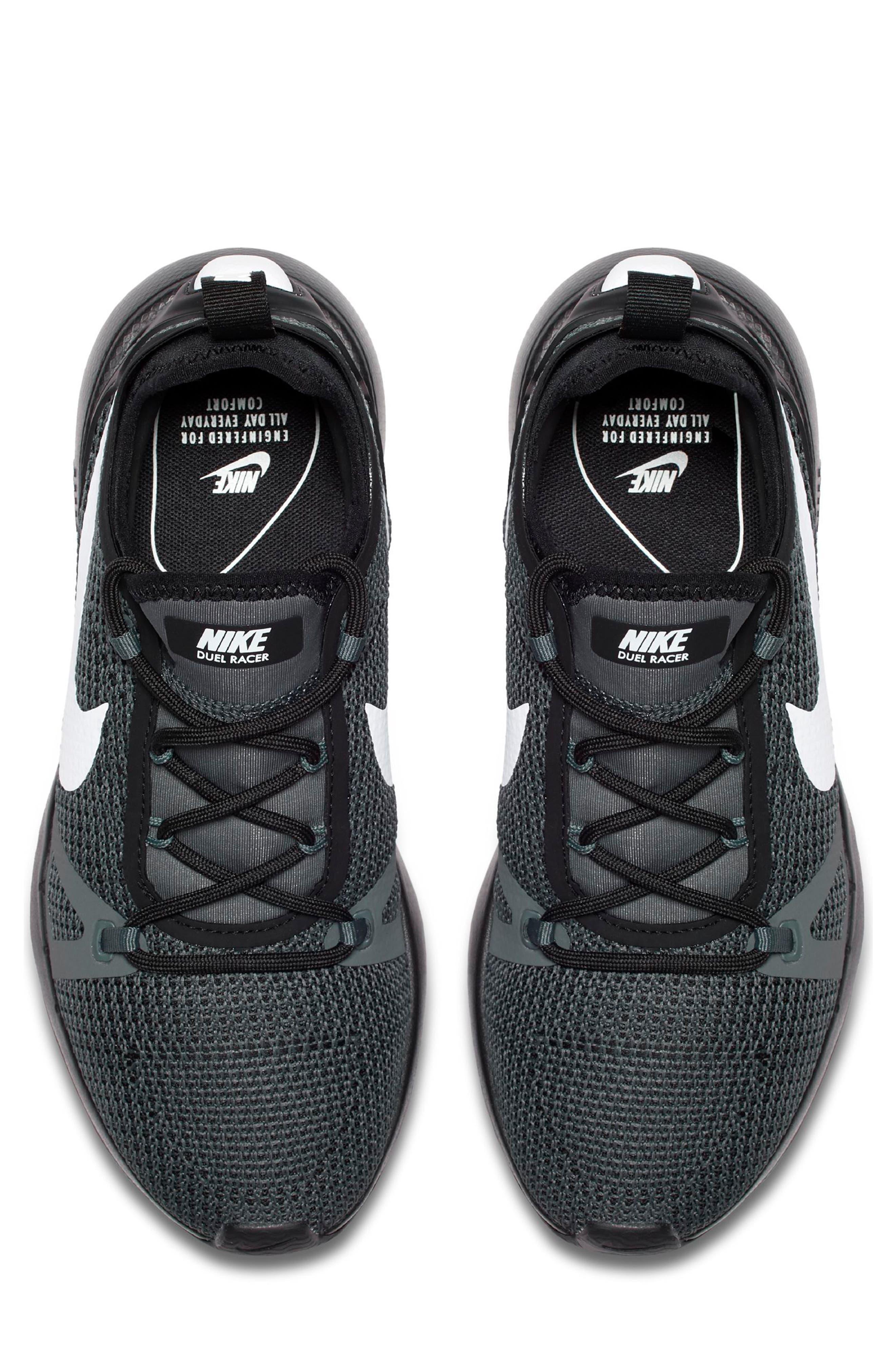 Alternate Image 3  - Nike Duel Racer PRM Running Shoe (Women)