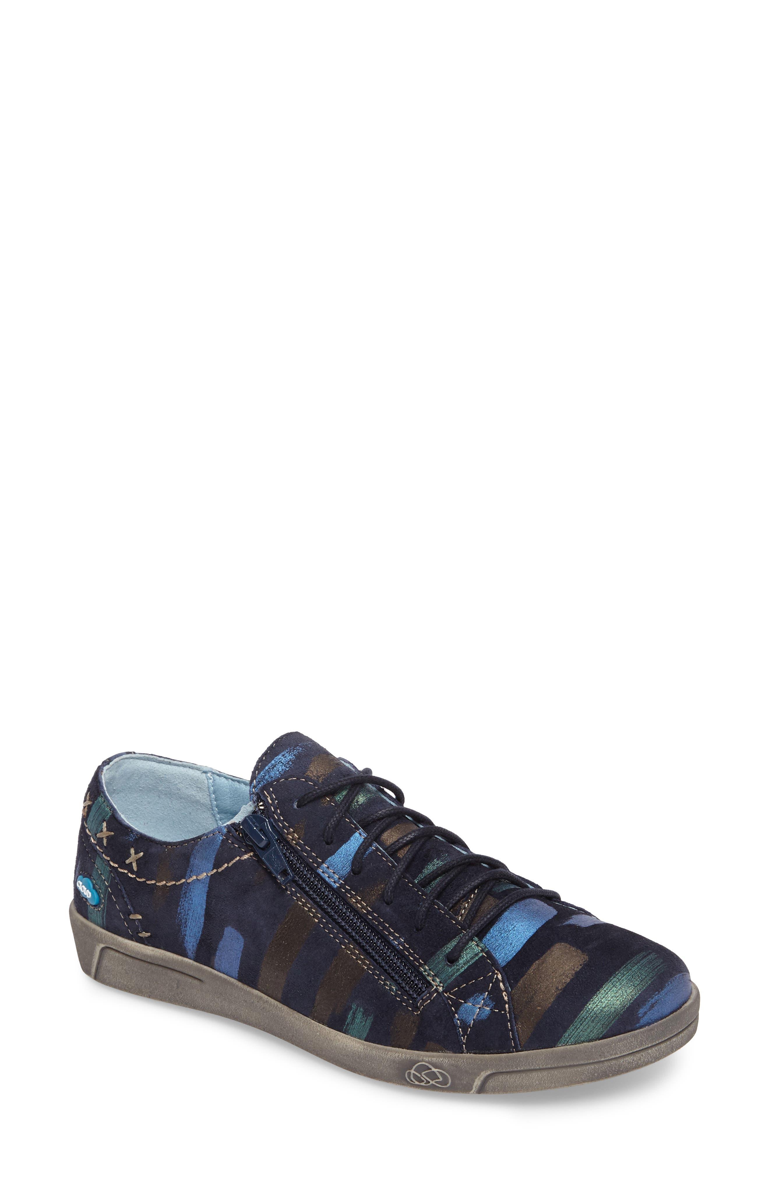Alternate Image 1 Selected - CLOUD 'Aika' Leather Sneaker (Women)