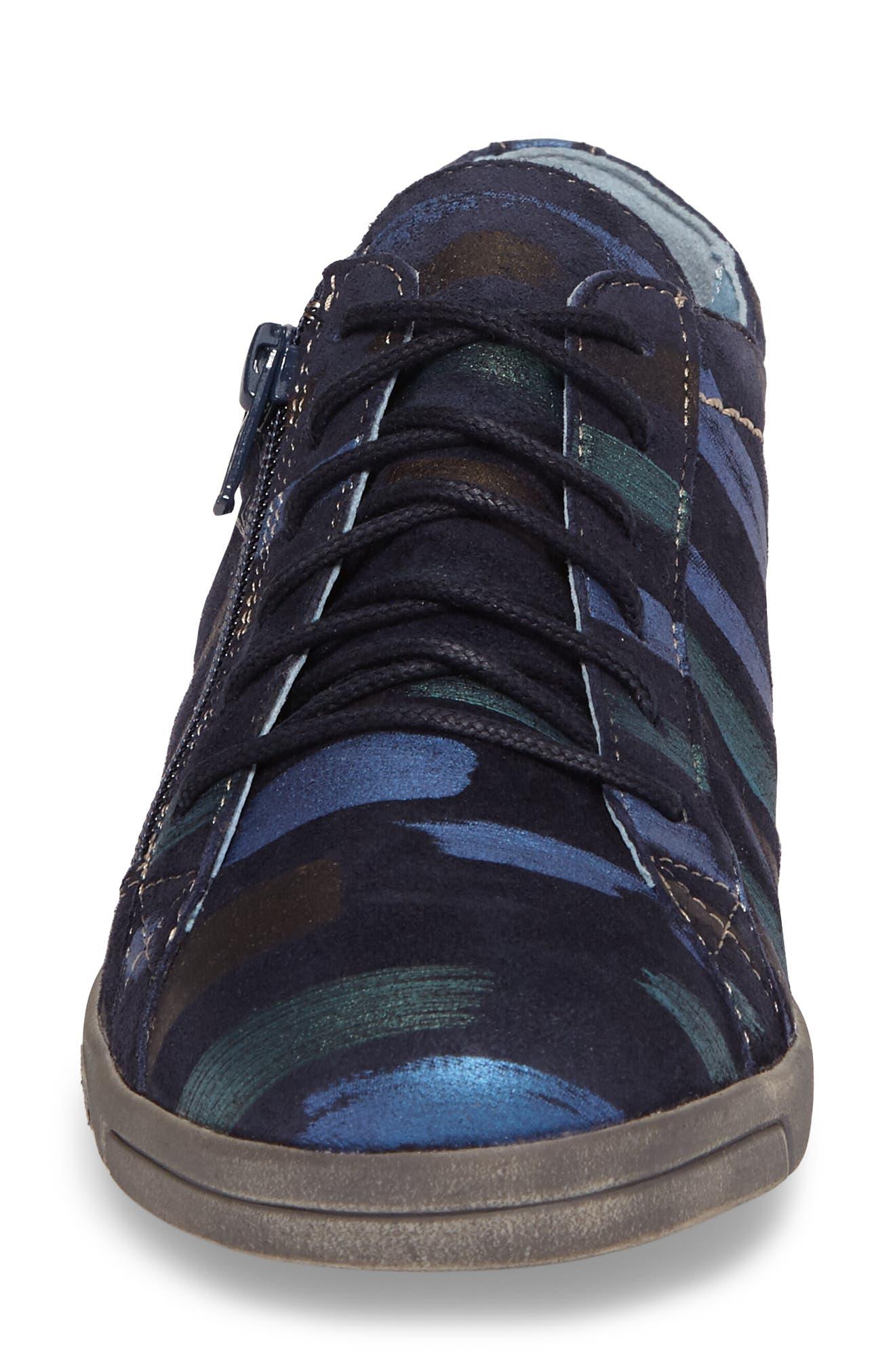 Alternate Image 4  - CLOUD 'Aika' Leather Sneaker (Women)