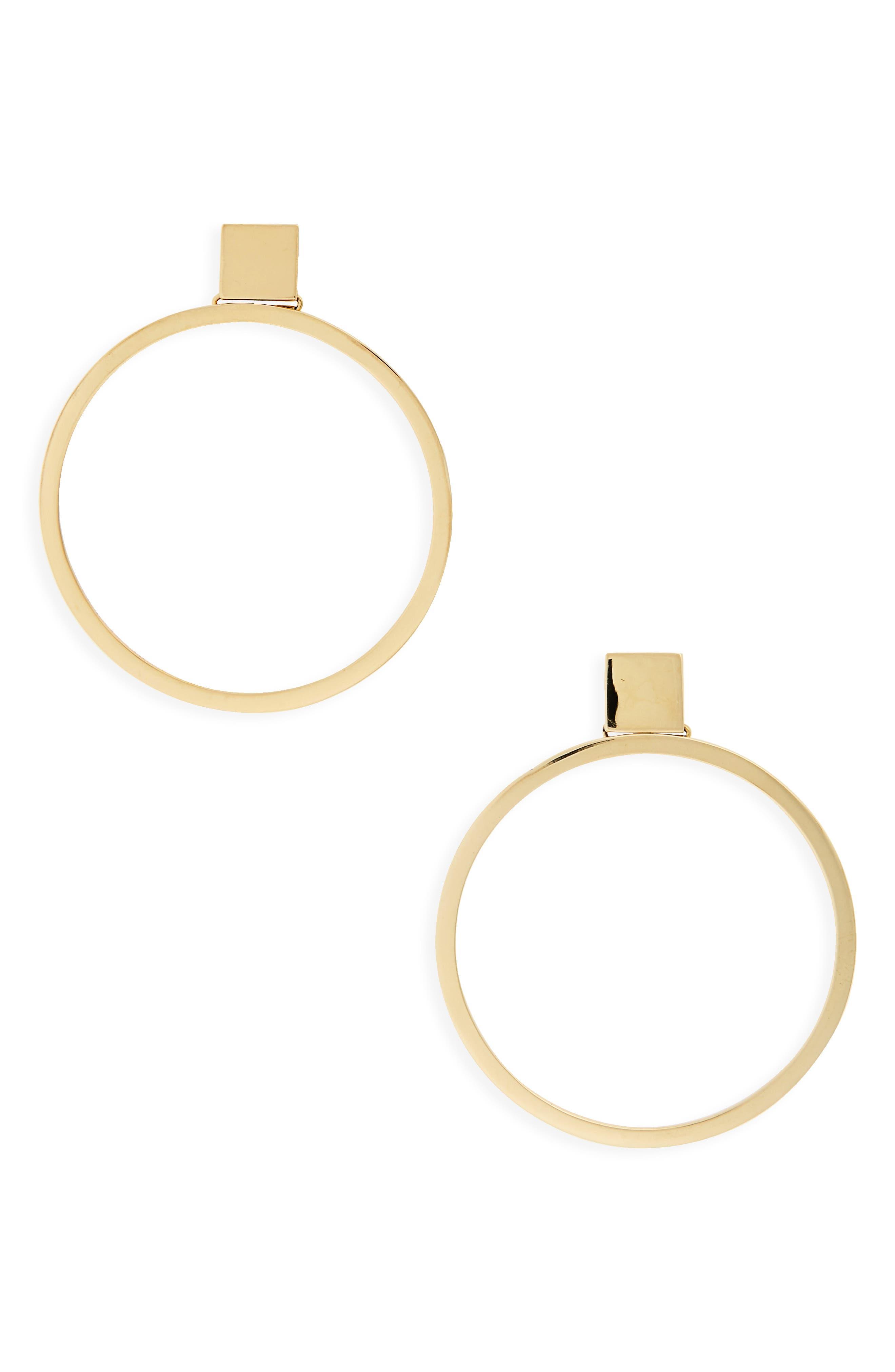 FARIS Shoop Hoop Earrings