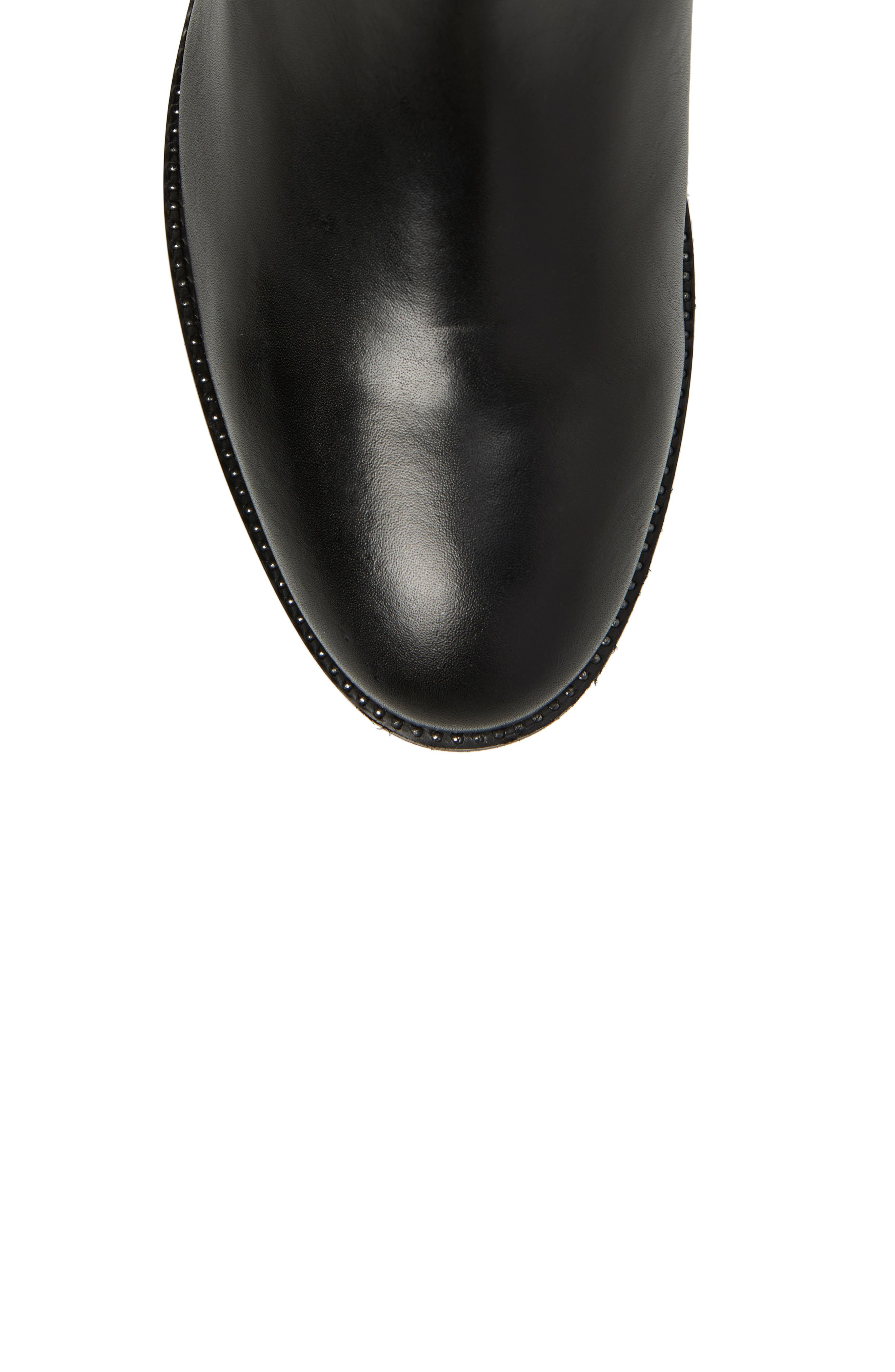 Alternate Image 5  - Seychelles Dramatic Stretch Back Riding Boot (Women)
