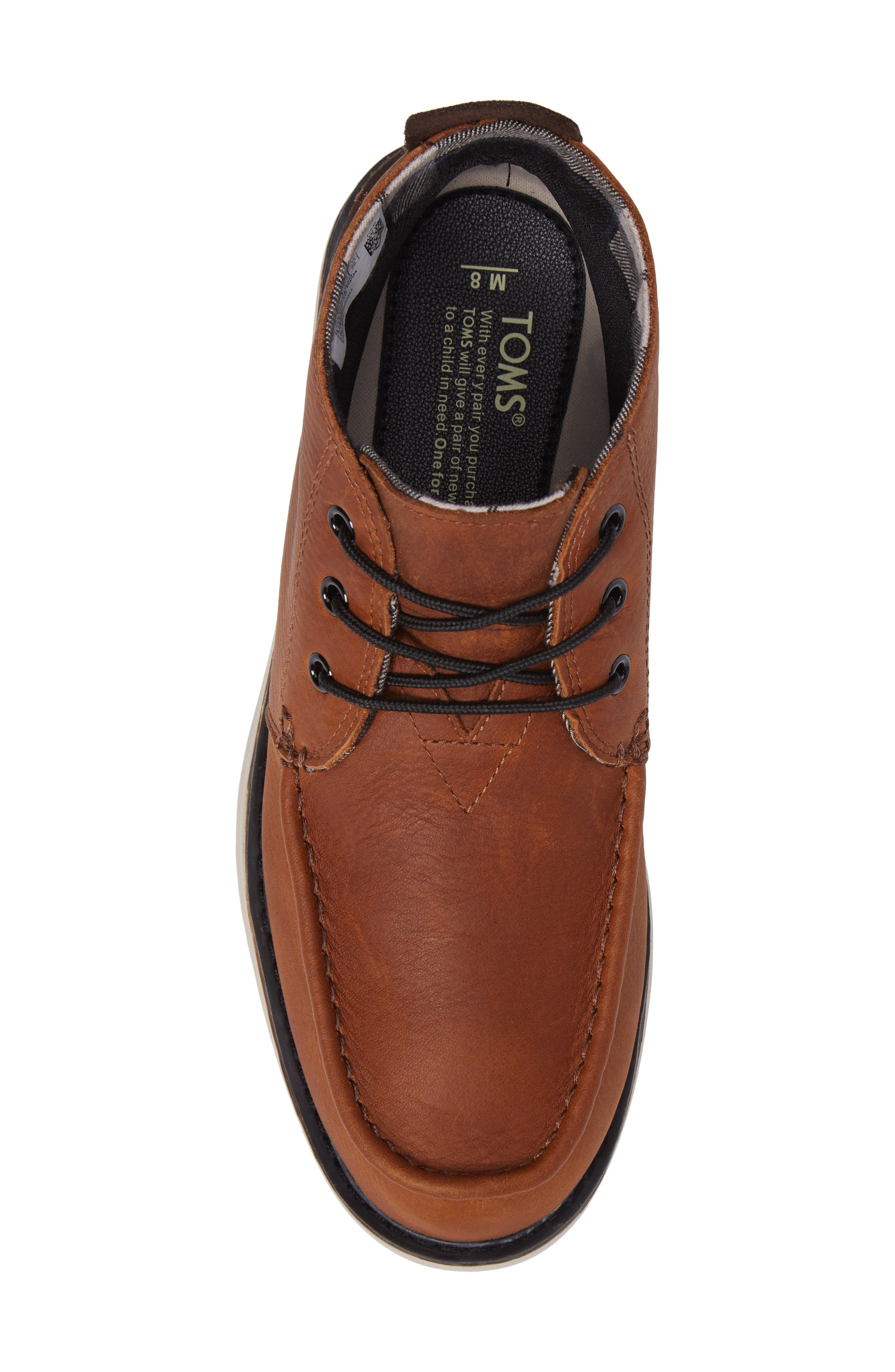 Alternate Image 5  - TOMS Waterproof Chukka Boot (Men)
