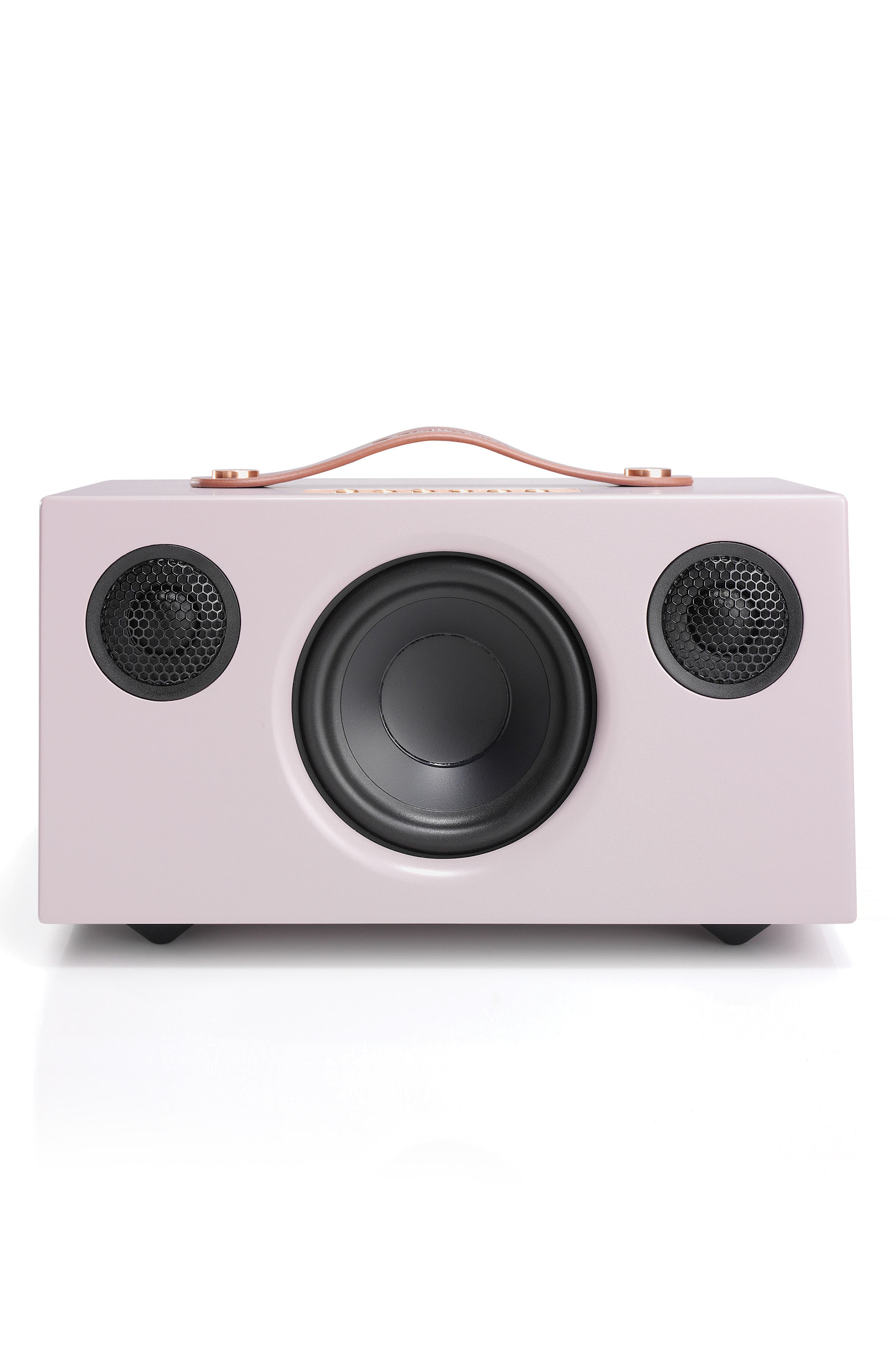 Addon T5 Bluetooth Speaker,                             Main thumbnail 1, color,                             Dirty Pink