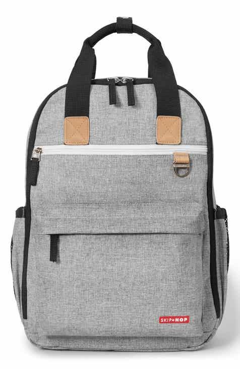 Skip Hop Duo Signature Diaper Backpack
