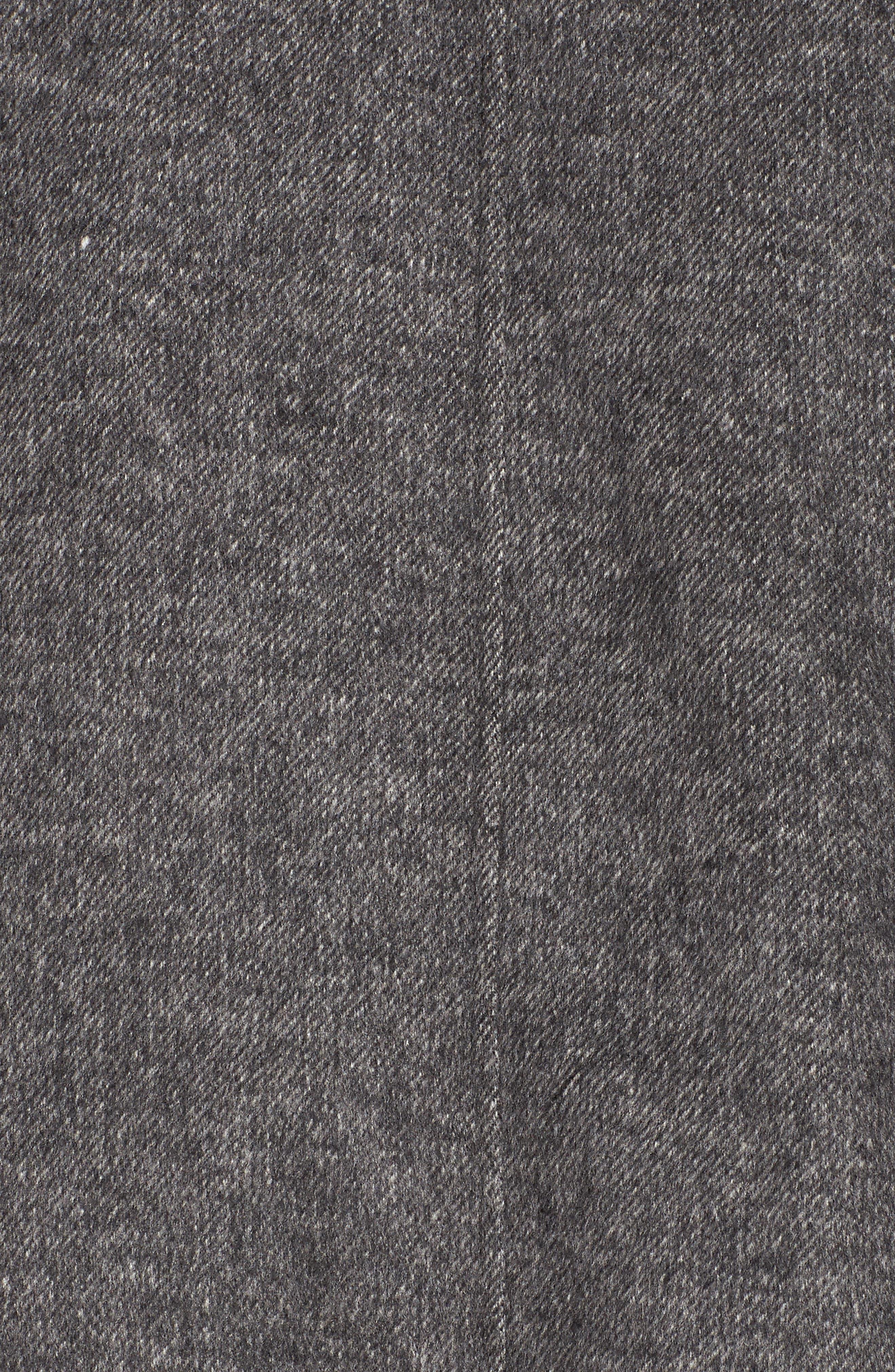 Alternate Image 6  - Tahari Jayden Car Coat (Plus Size)