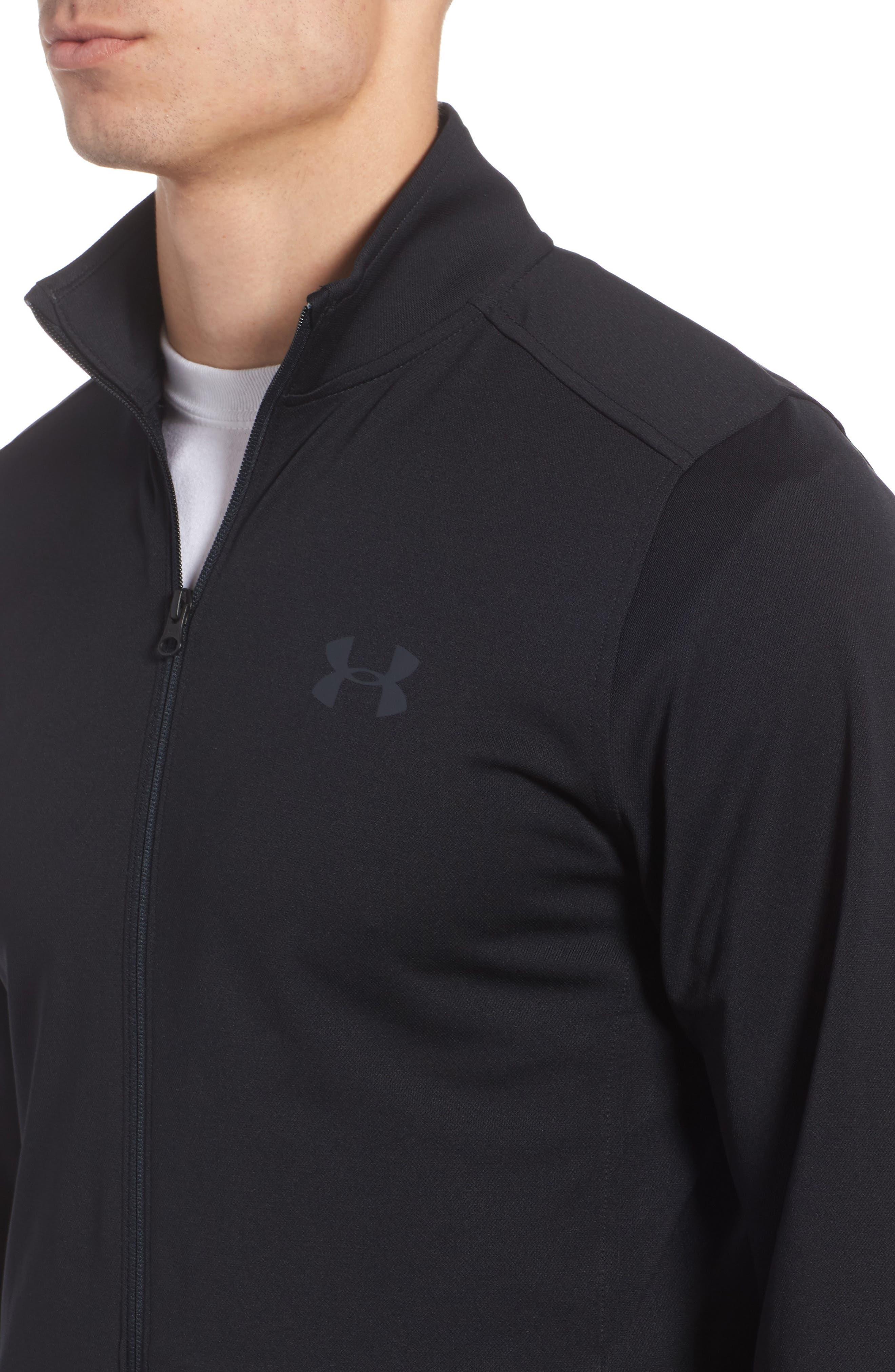 Alternate Image 4  - Under Armour HeatGear® Regular Fit Maverick Jacket