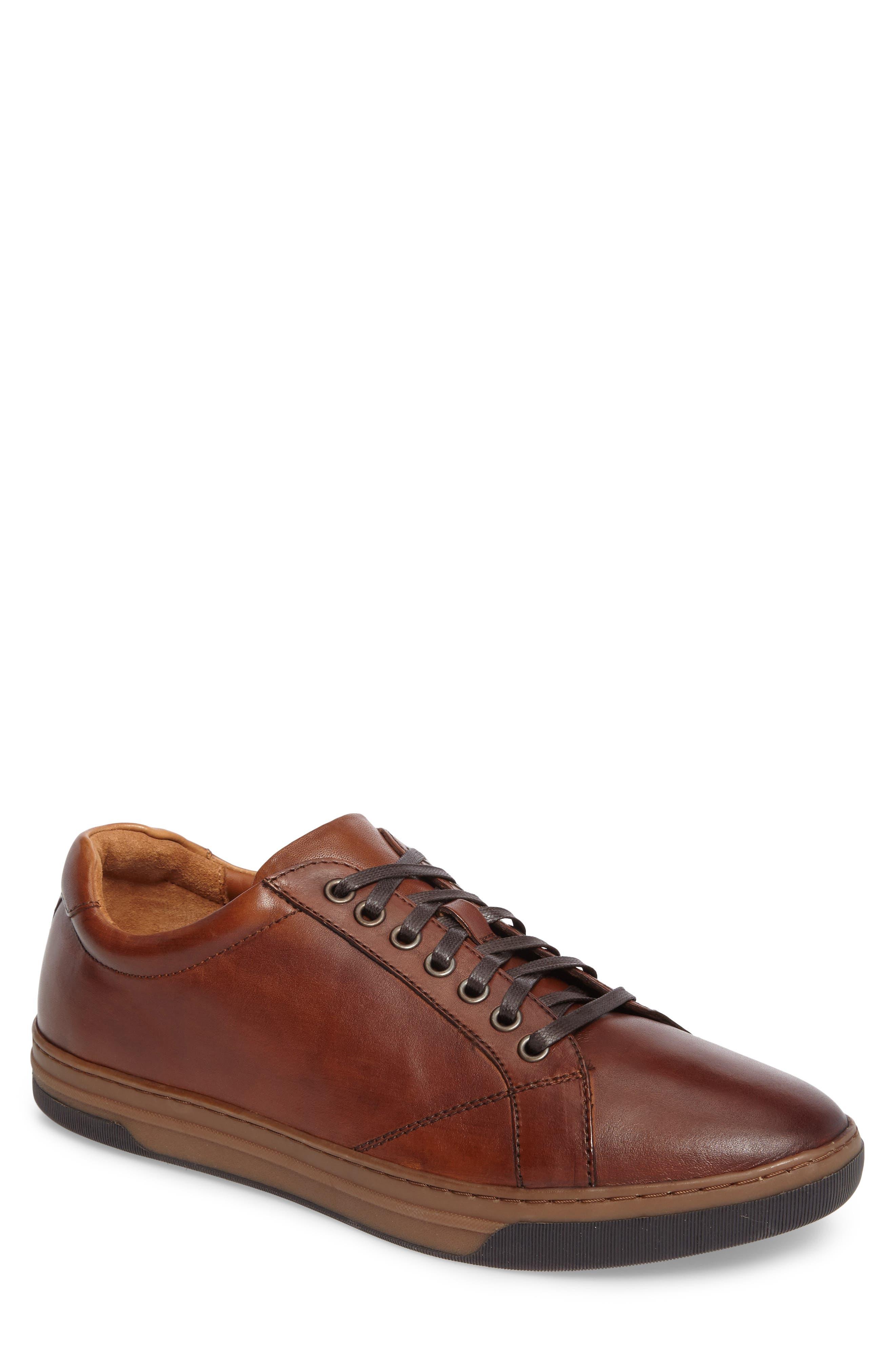 Johnston & Murphy Men's Fenton Low-Top Sneaker sQcgiQw