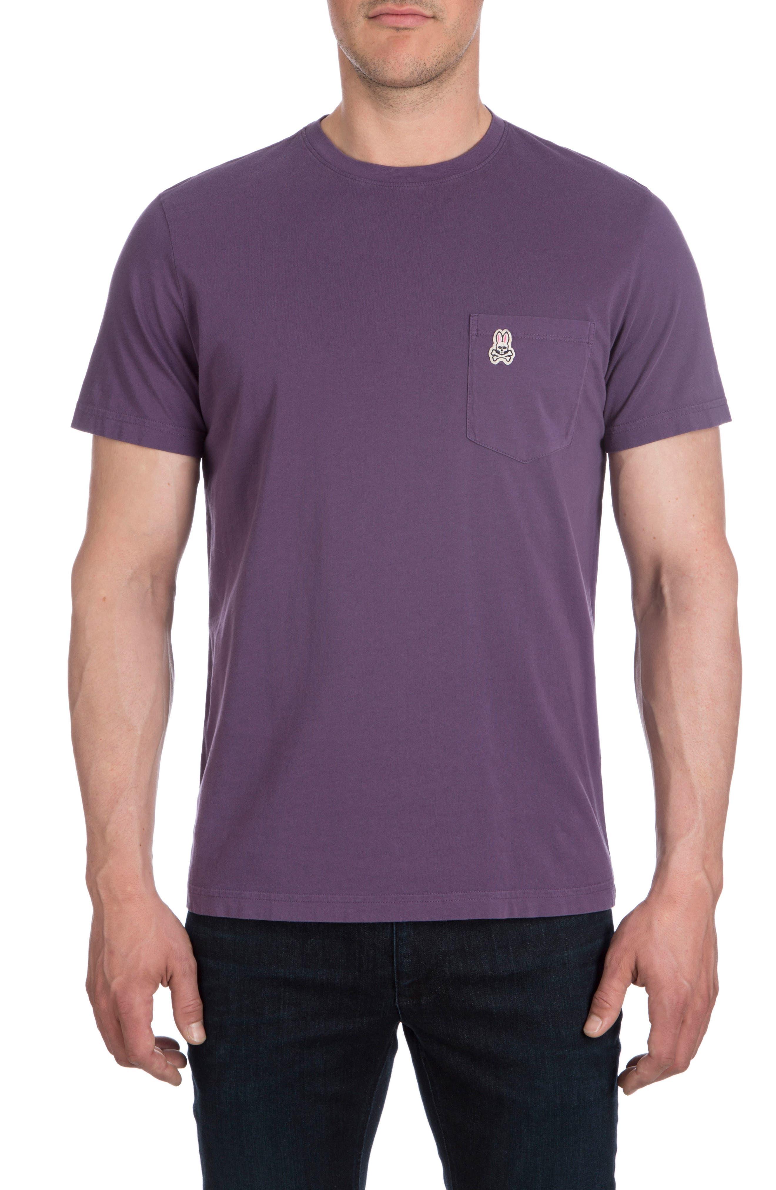 Psycho Bunny Langford Garment Dye T-Shirt