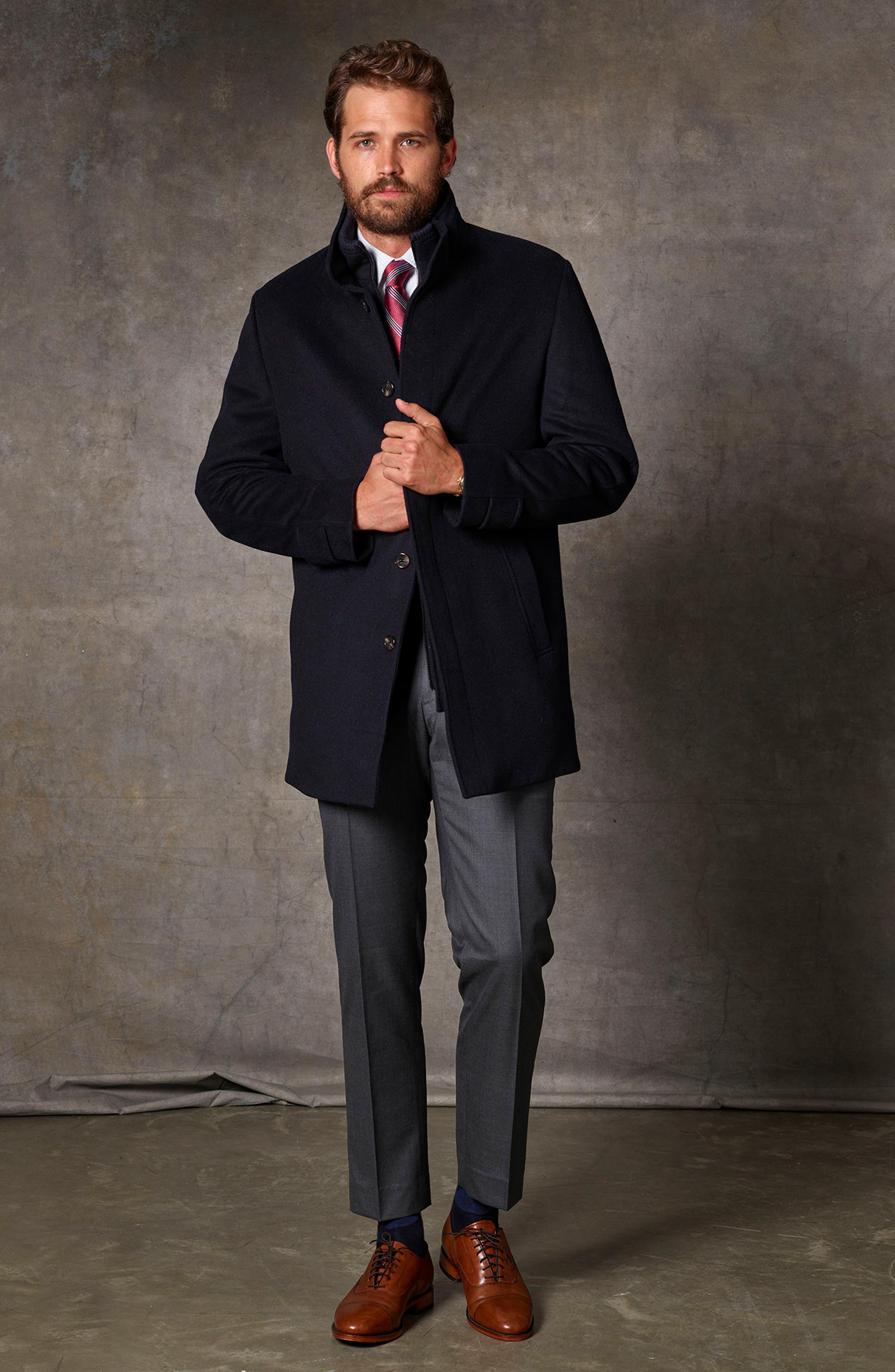 Alternate Image 8  - Cardinal of Canada Wool Jacket