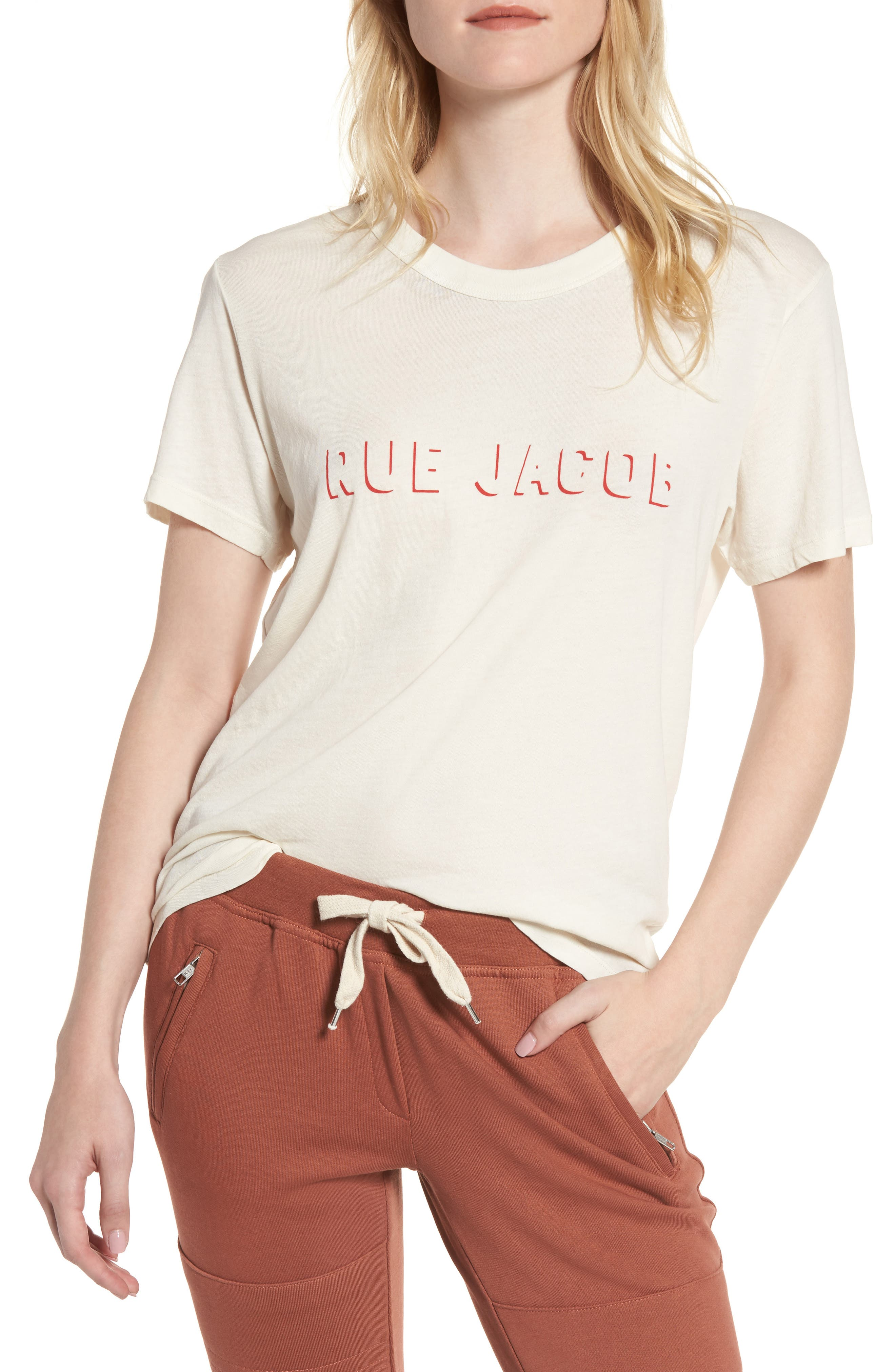 Main Image - Sincerely Jules Rue Jacob Tee