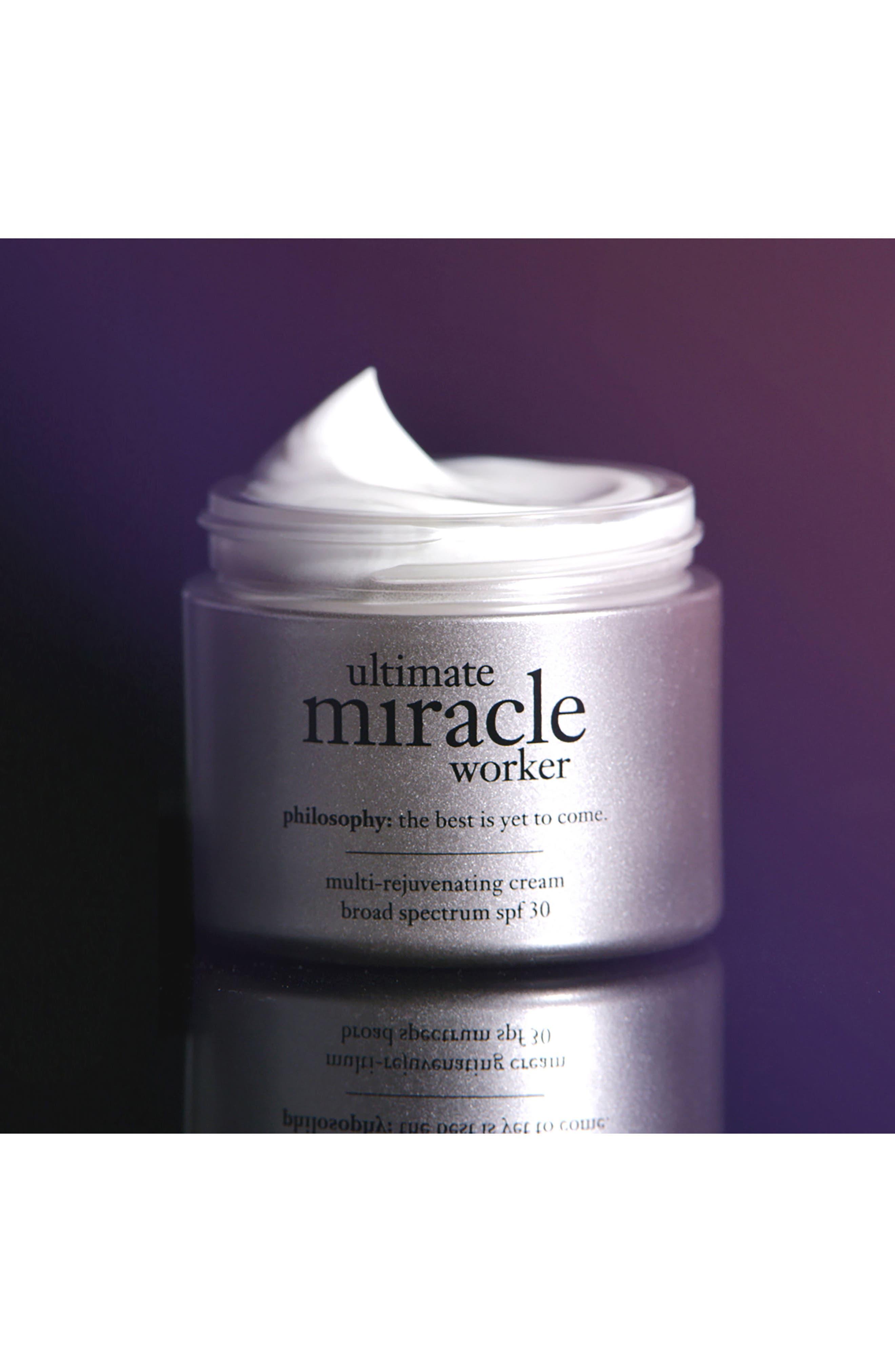 Alternate Image 4  - philosophy ultimate miracle worker multi-rejuvenating cream broad spectrum SPF 30
